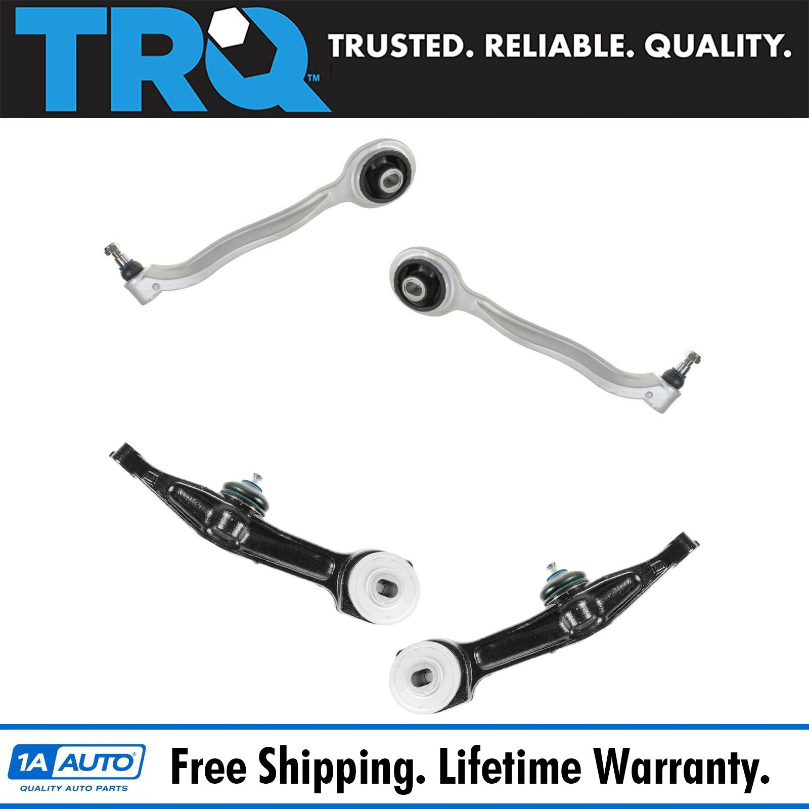 Front Lower Control Arm Ball Joint Suspension Kit Set 4pc for Regal Lumina Monte