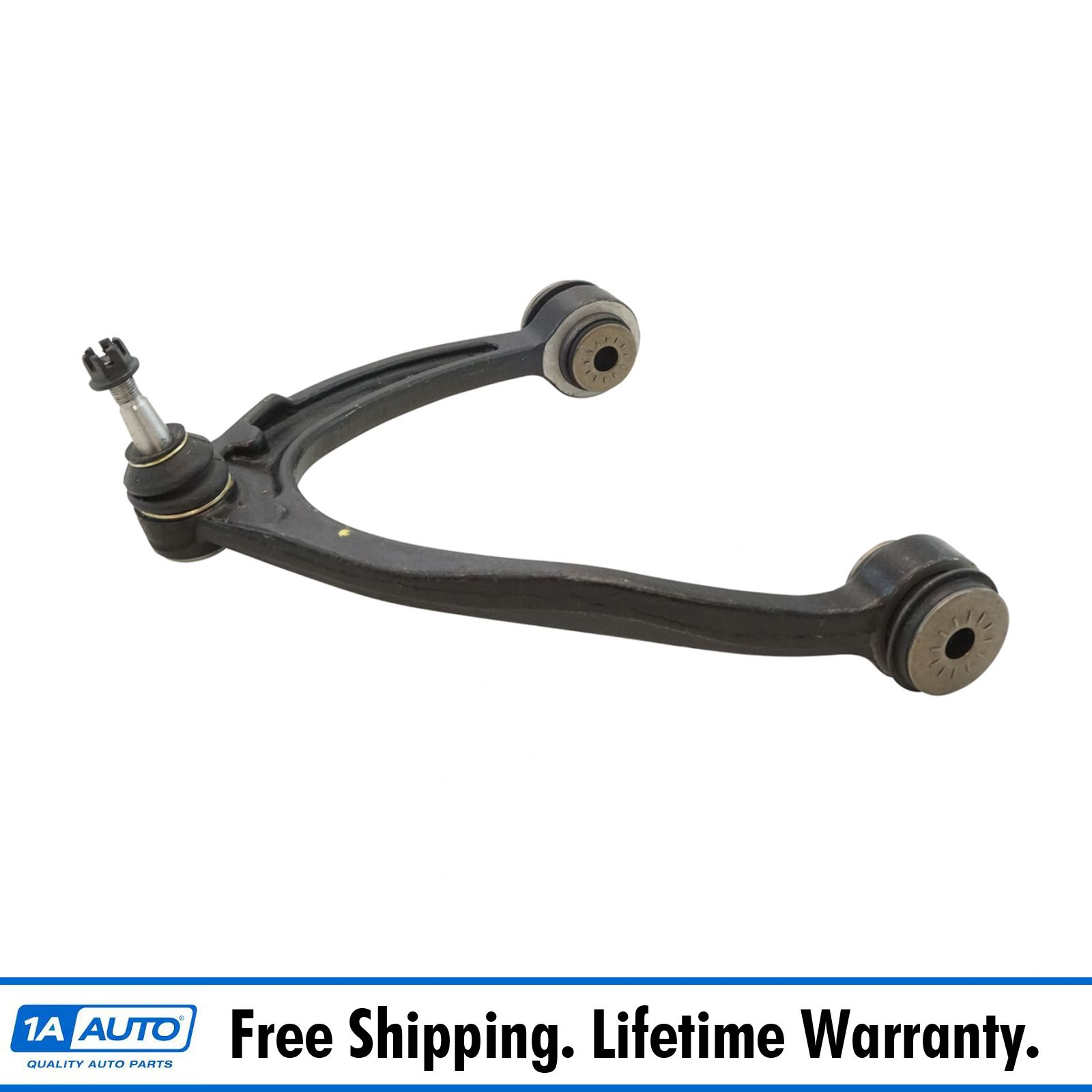 New Front Upper Control Arm With Ball Joint Pair Set For Chevy Gmc Suv Truck