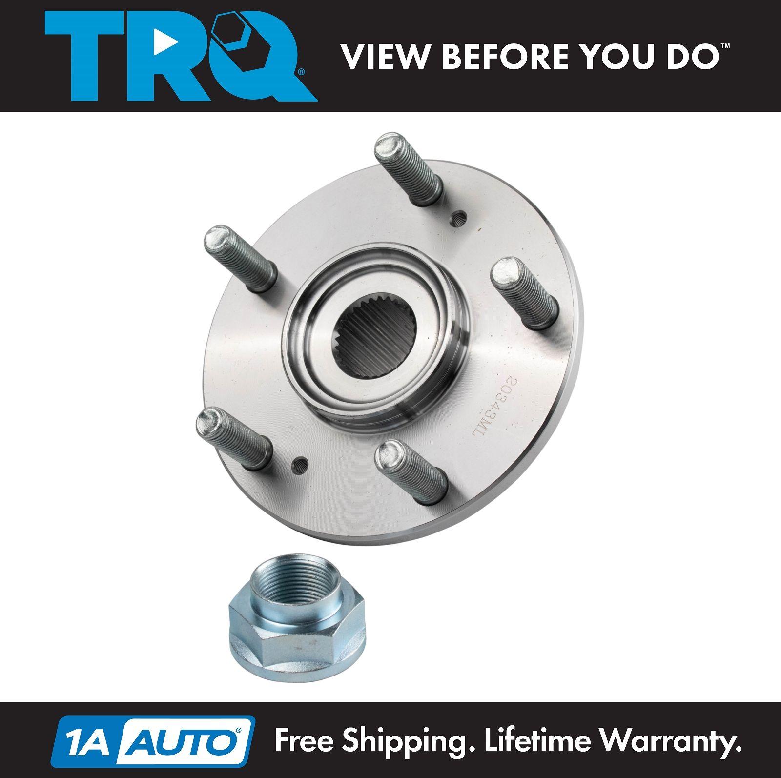 5 Lug Wheel Hub For Honda Accord CR-V Element Acura CL RSX
