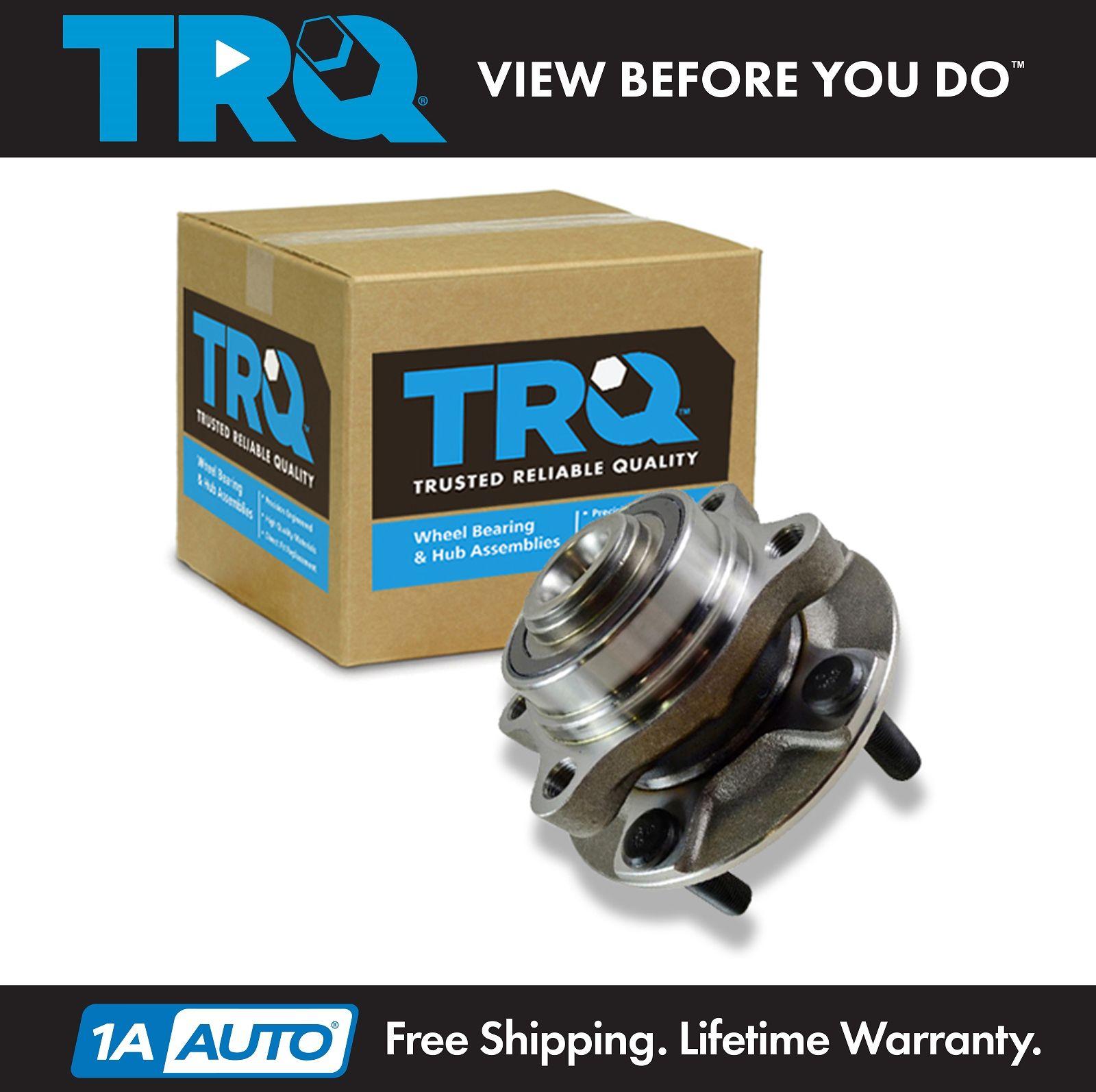 Rear Left or Right Wheel Hub Bearing Assembly for Nissan 350Z Infiniti G35