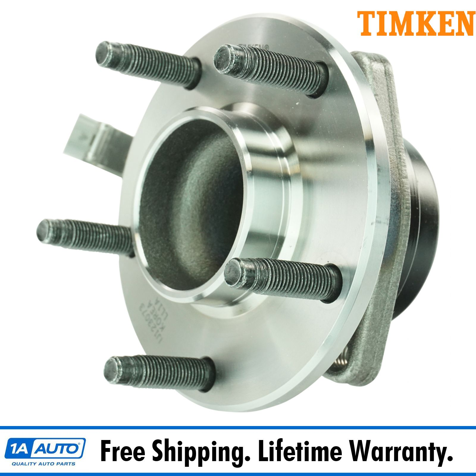 Details about TIMKEN Front Wheel Hub & Bearing 5 Lug For Chevy Corvette C5  C6 Cadillac XLR
