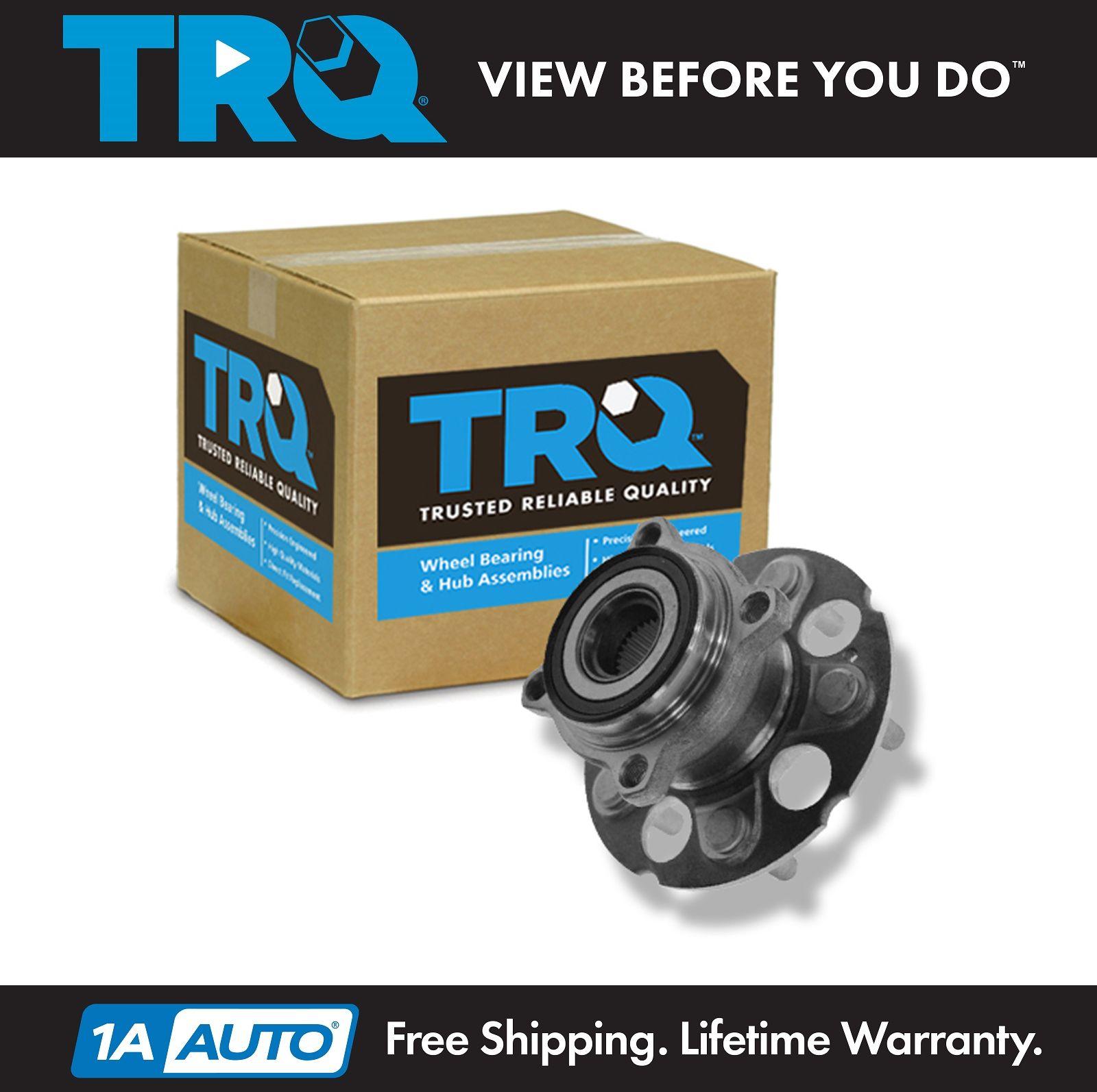 TRQ Rear Wheel Hub & Bearing Left Or Right For Honda CR-V