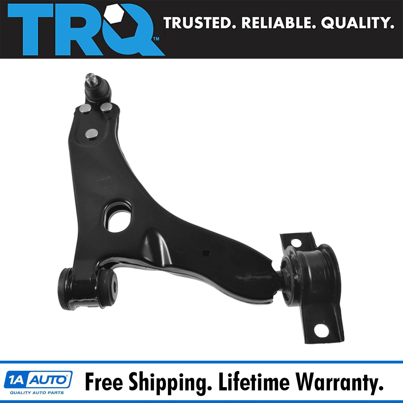 Ford Focus 2000 2004 Replace 2fyp Remanufactured Complete: Front Lower Control Arm Passenger Side Right RH For 00-04