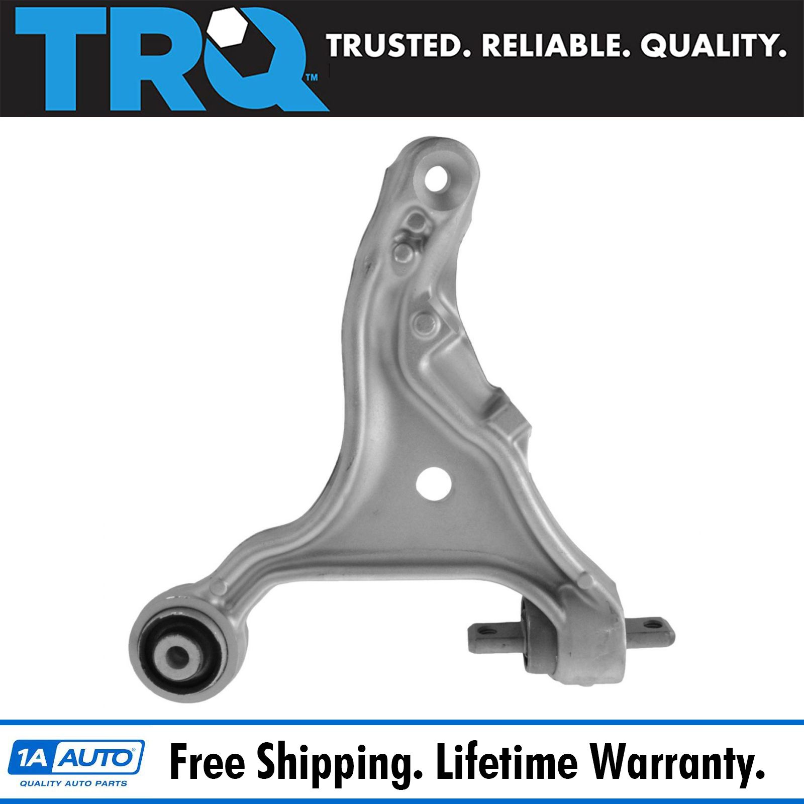 Front Lower Control Arm w//Bushings Ball Joint L /& R 2// For Volvo 01-07 S60 V70