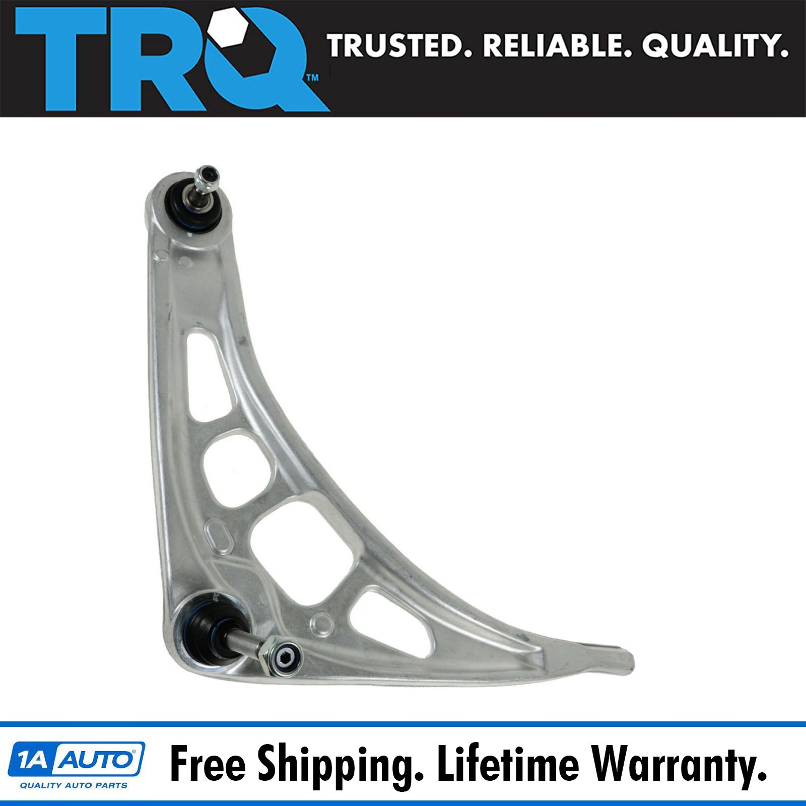 New Front RH Lower Control Arm with Ball Joint and Bushings Fits Ford Mustang