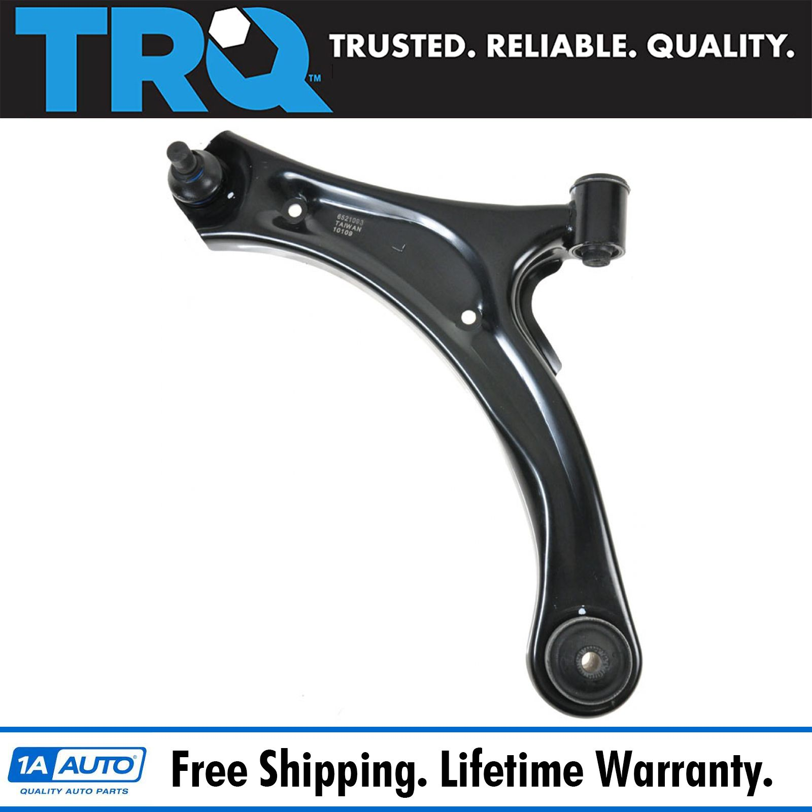 Front Lower Control Arms w// Ball Joints Left /& Right Pair Set for 04-07 Aerio
