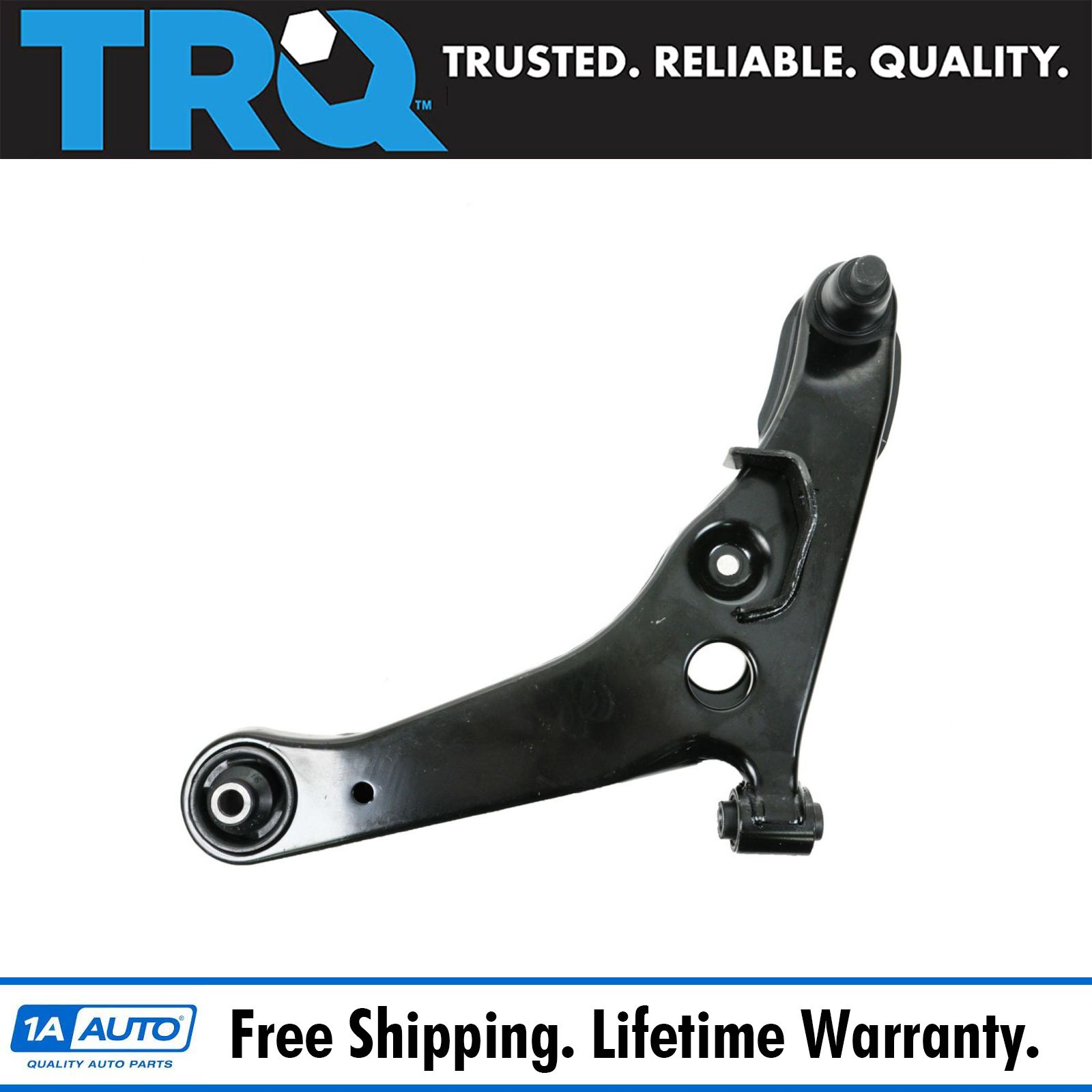 New Front Right Lower Control Arm with Ball Joint For Mitsubishi Outlander 03-05
