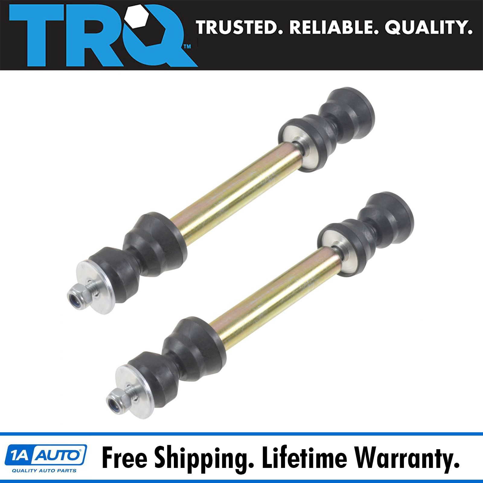 Toyota Celica 1990 1991 Split Design Stabilizer: Front Sway Bar Link Kit Pair Set Of 2 For Chevy GMC Pickup