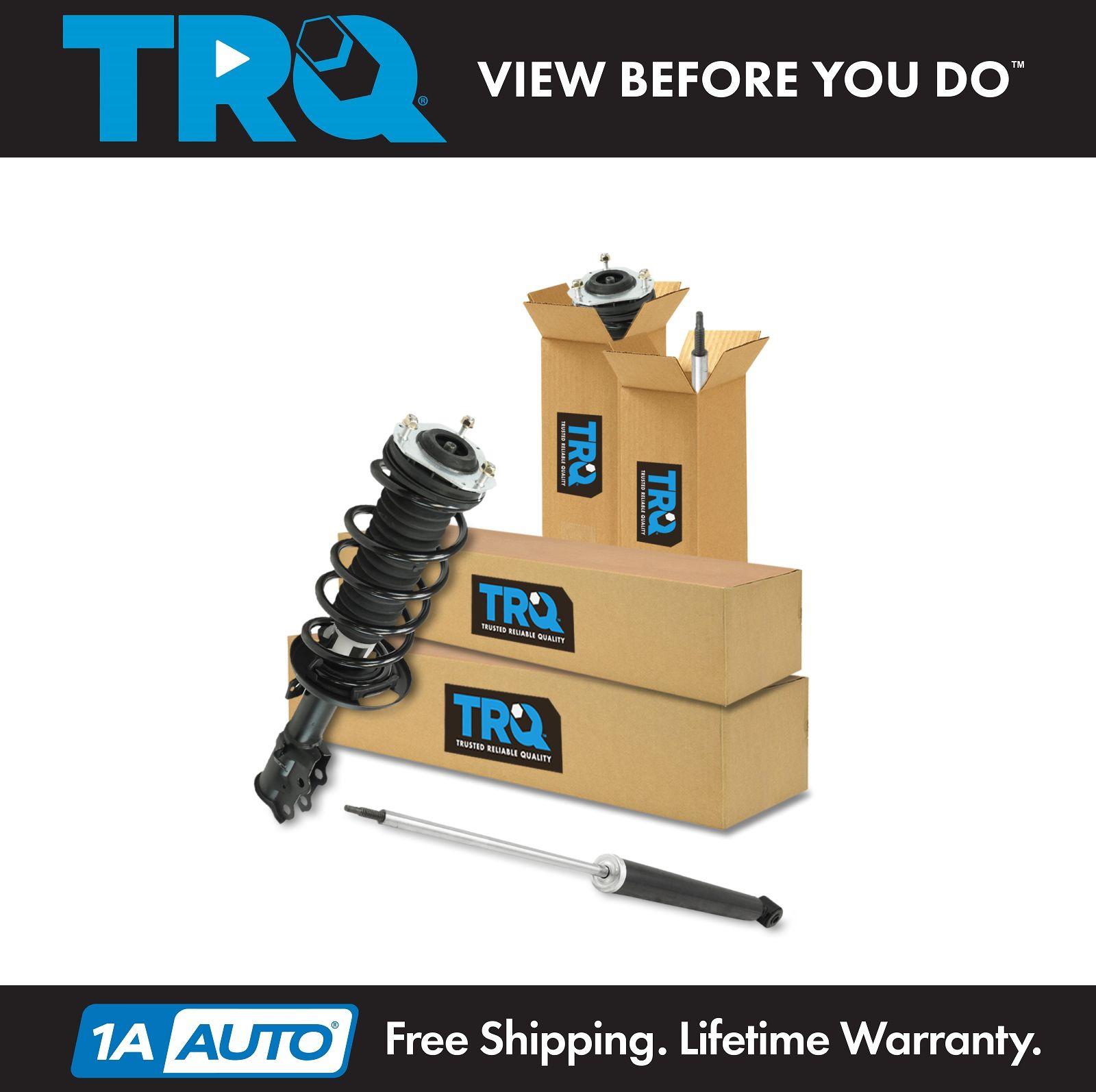 Rear Right TQ Suspension Strut 78-71680