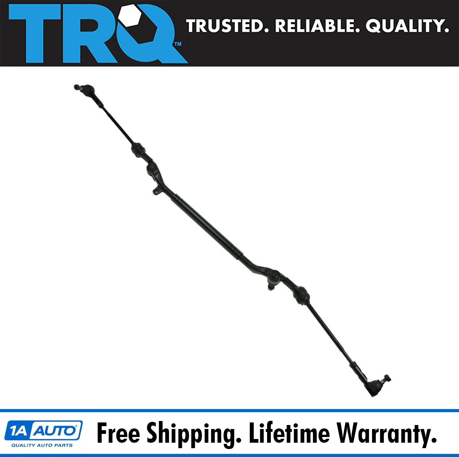 New 2 Front Inner Tie Rod End Links for Lexus LS430 Sedan Only