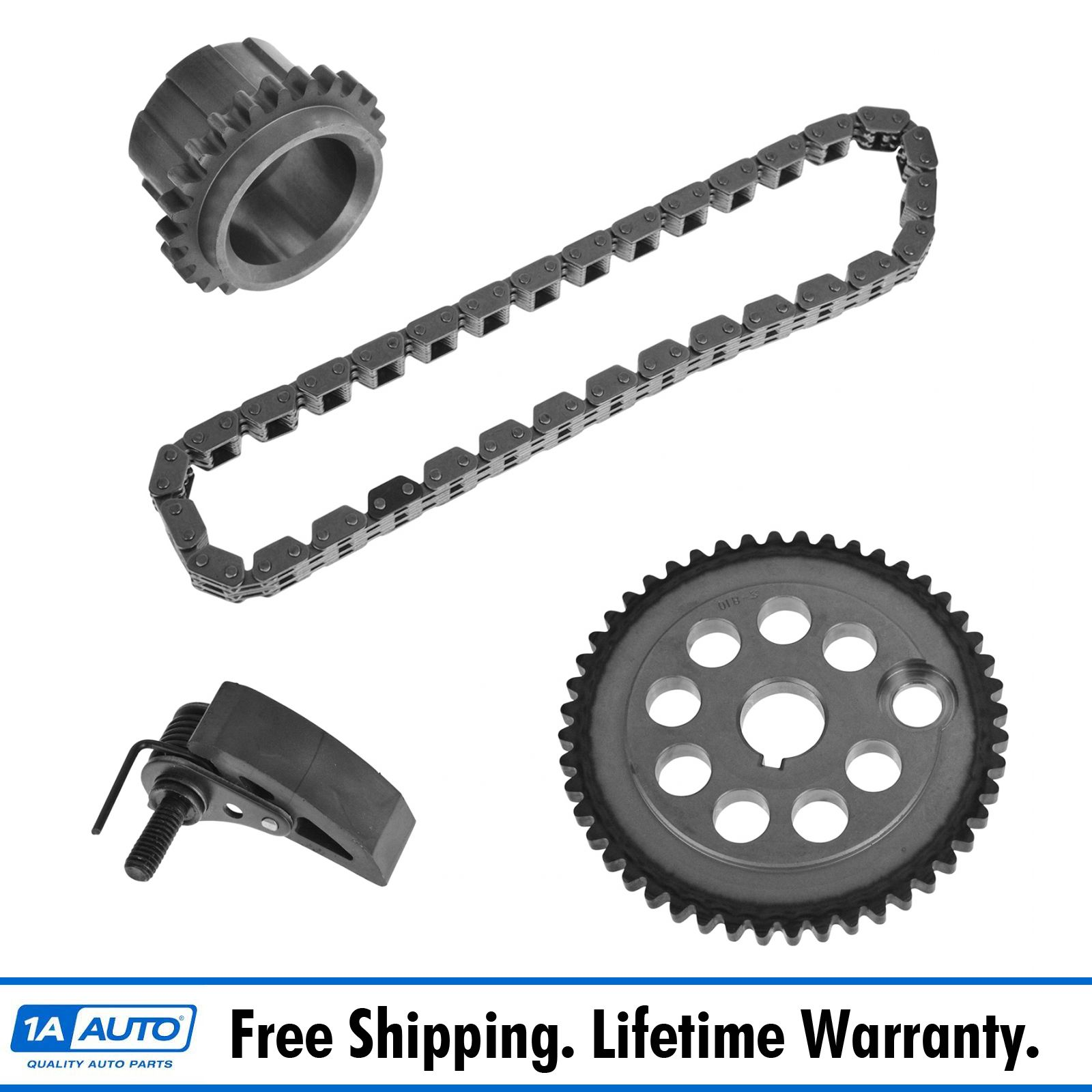 Details about Timing Chain Kit Set for Buick Chevy Oldsmobile Pontiac on