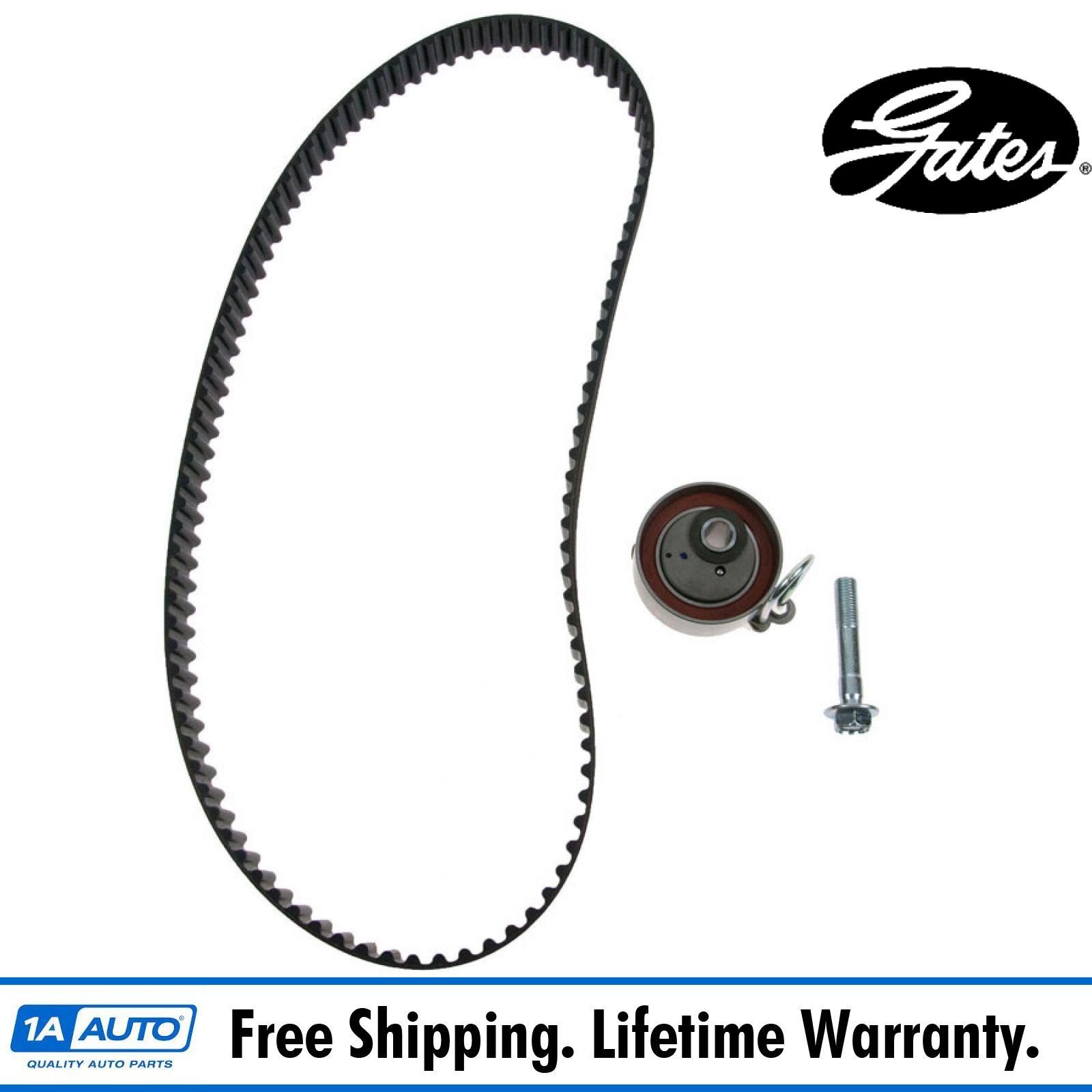 GATES TCK312 Timing Belt & Tensioner Kit For Acura EL Honda Civic 1.7L