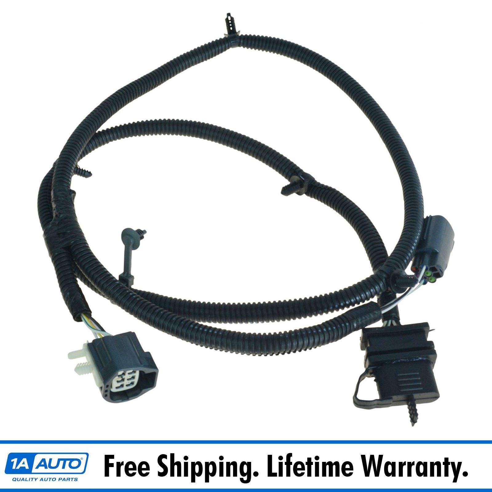 Jeep Yj Wiring Harness Ebay Simple Electrical Diagram Pontiac Oem 68064400aa 4 Way Tow Trailer Plug In For 11 15 Grand Am