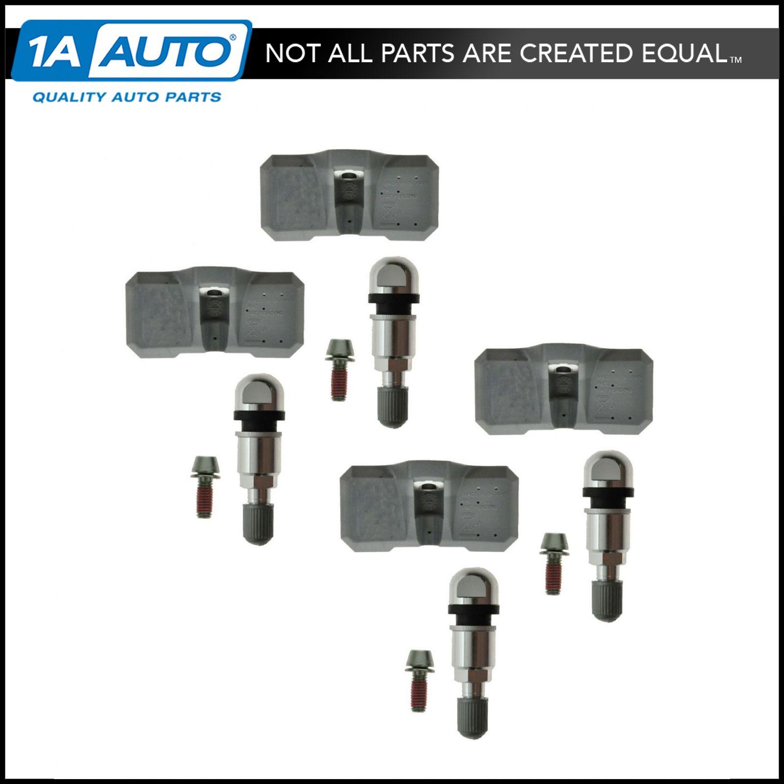 TPMS Tire Pressure Sensors for 2001 2002 2003 2004 Chevy Chevrolet Corvette 4