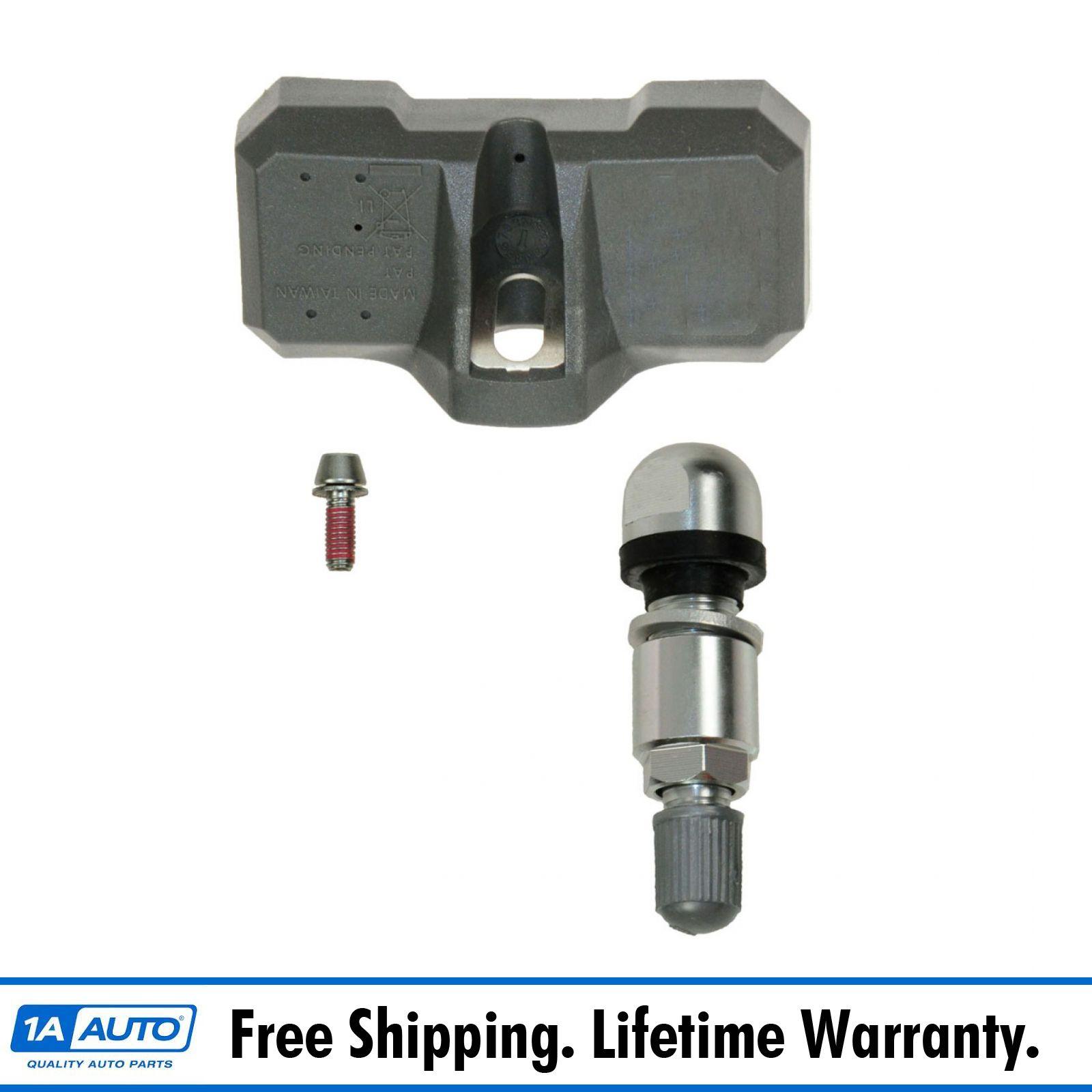 Set 4 TPMS Tire Pressure Sensors 315Mhz Metal for 2010 Chevy HHR