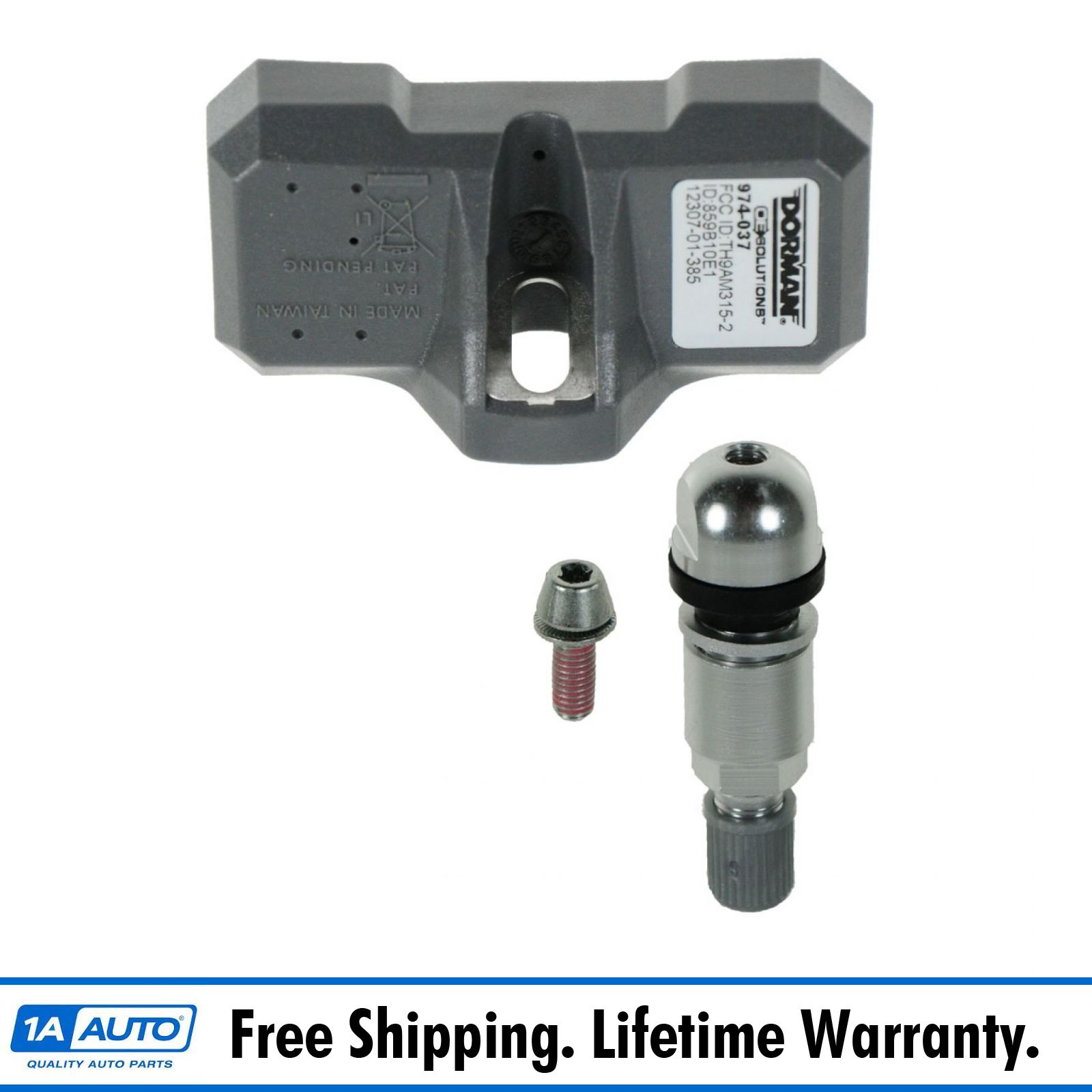 Dorman Tire Pressure Monitor Sensor TPMS 06421S3VA02 For