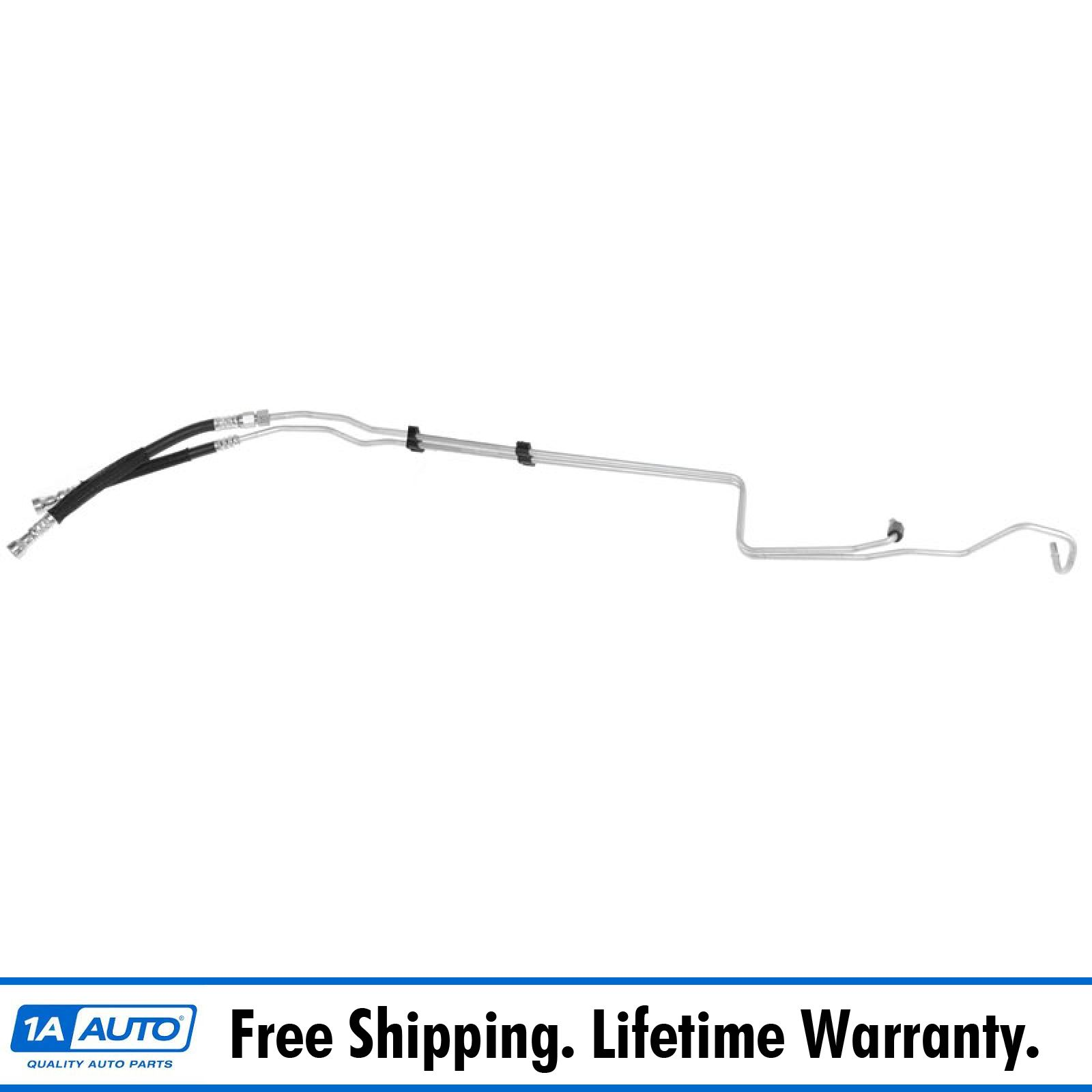 Auto Trans Oil Cooler Hose Assembly Dorman fits 96-97 Jeep Grand Cherokee