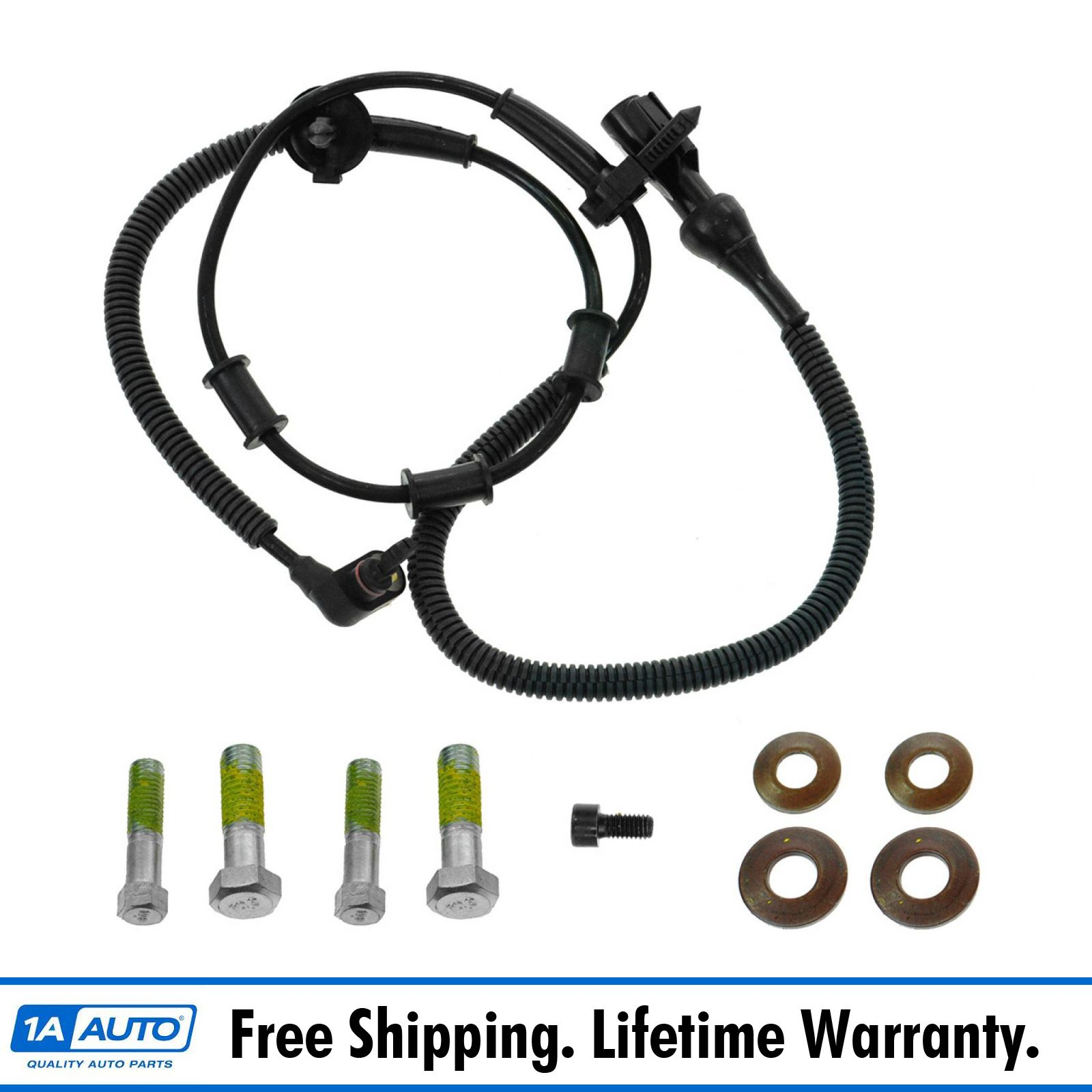 NEW ABS WHEEL SPEED SENSOR BRAKES FRONT RIGHT LEFT for 2003 2005 FORD LINCOLN