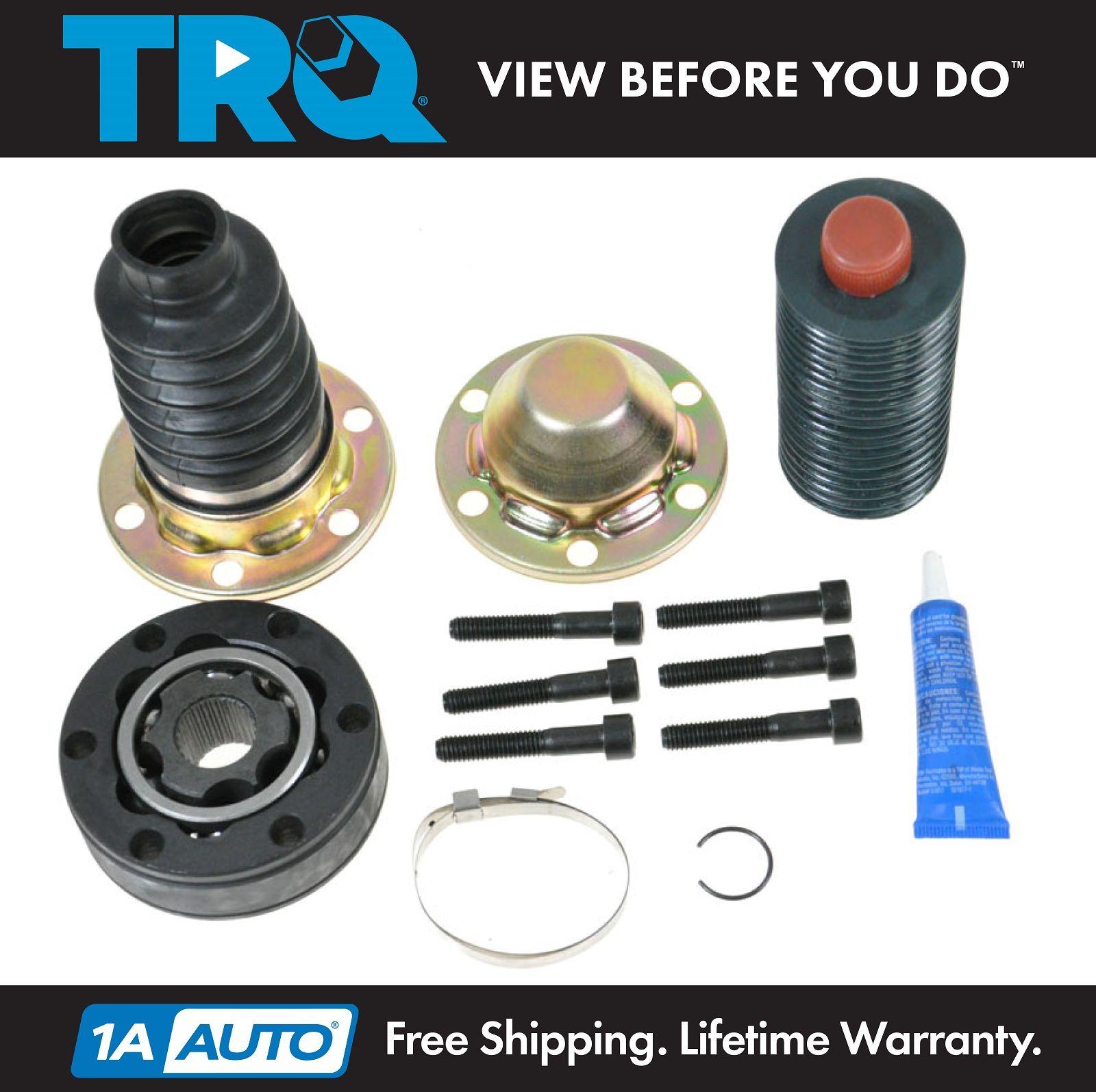 Cv Joint Repair >> Details About Front Driveshaft Rear Cv Joint Rebuild Repair Kit Set For Equinox Torrent Awd