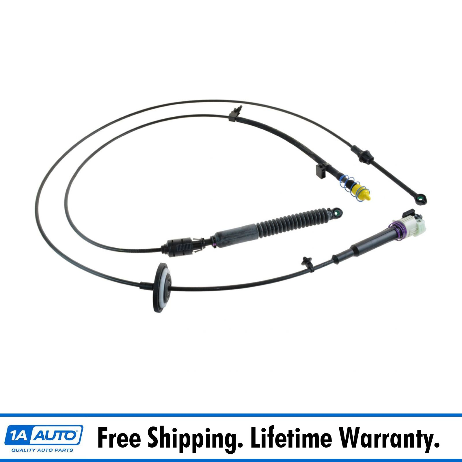 2003 Chevrolet Suburban 1500 Transmission: OEM 88967321 Auto Transmission Shifter Cable For Chevy GMC