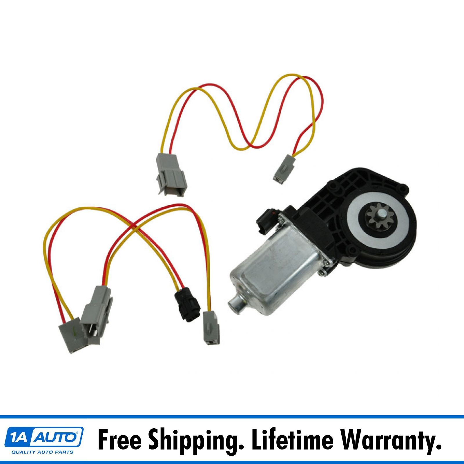 Dorman Power Window Lift Motor Pair of 2 for ford Truck Lincoln Town Car Mercury