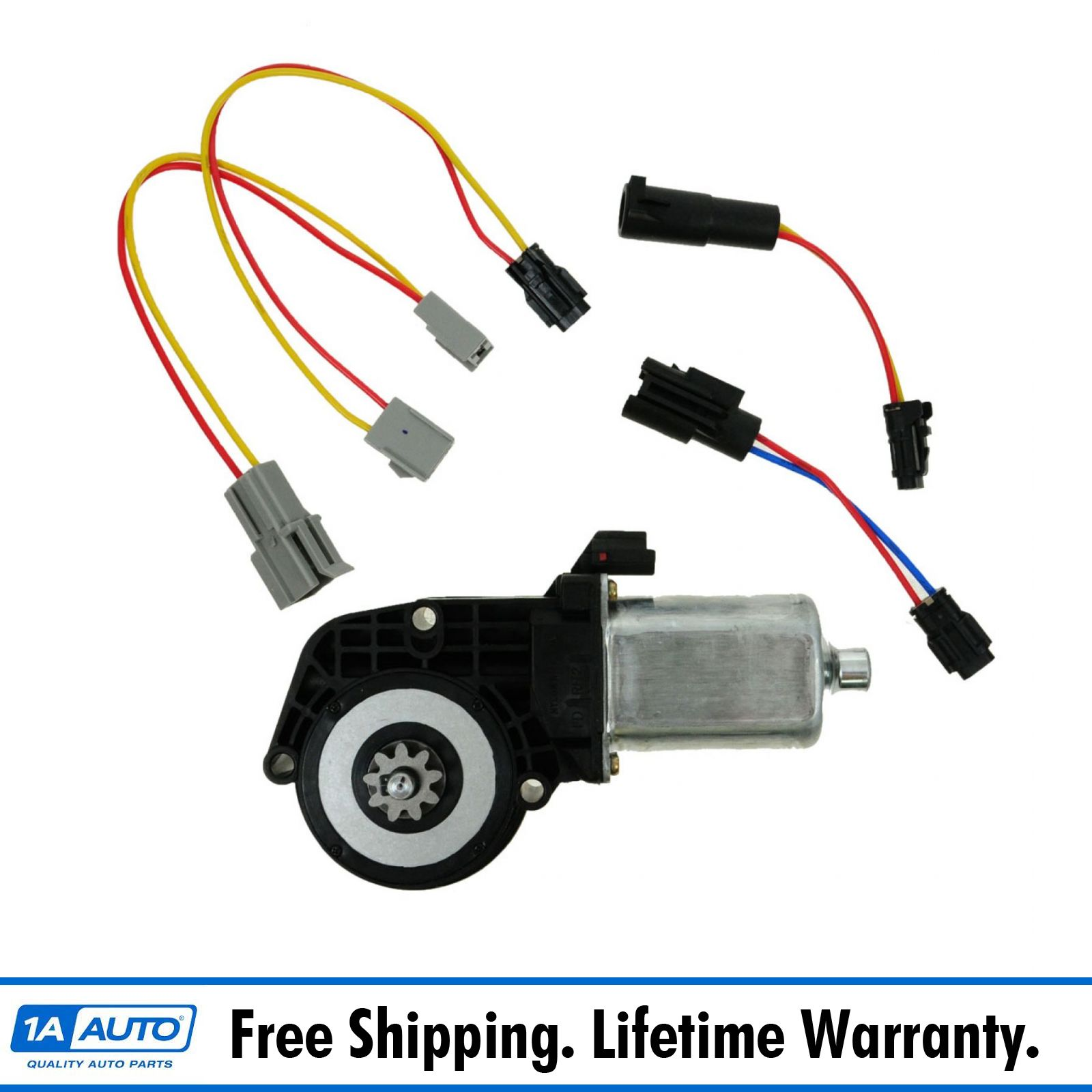 Dorman Power Door Lift Window Motor For Ford Lincoln