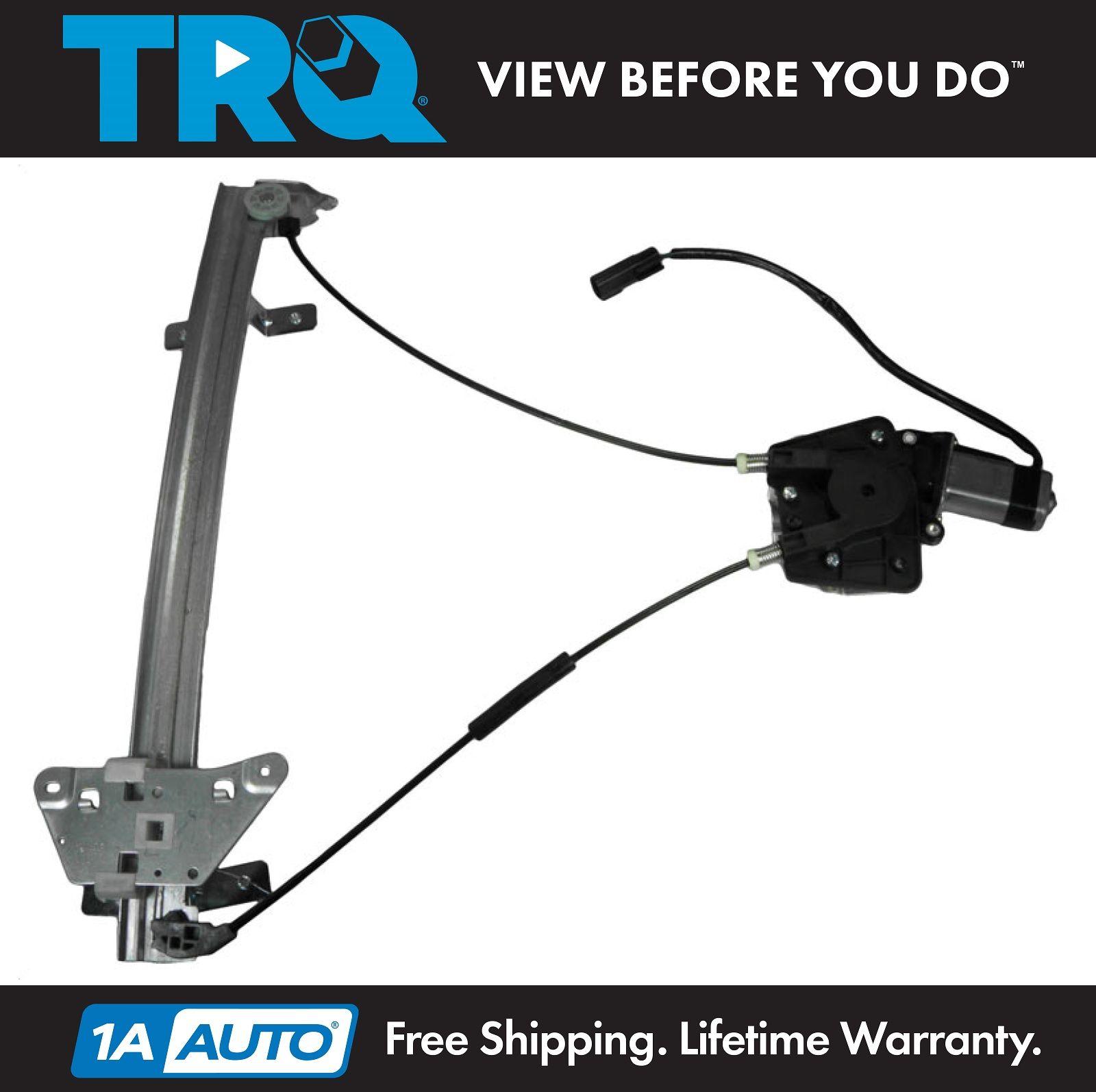 TRQ Power Window Regulator Front RH Right Passenger Side for Durango Brand New