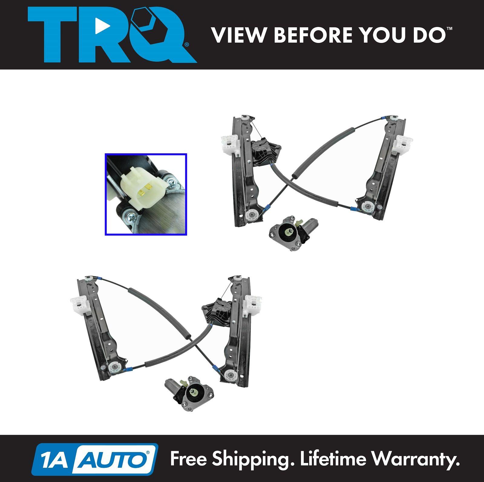 Power Window Regulator W//o Motor for 08-10 Dodge Avenger Front Right 68023490AA