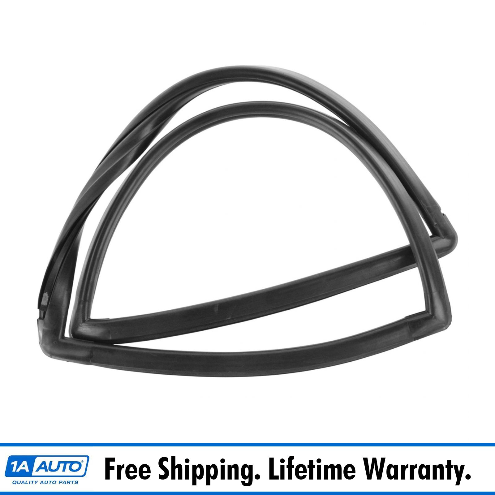 Wagoneer 1984-1996 New Rear Liftgate Glass Weatherstrip Seal for Jeep Cherokee
