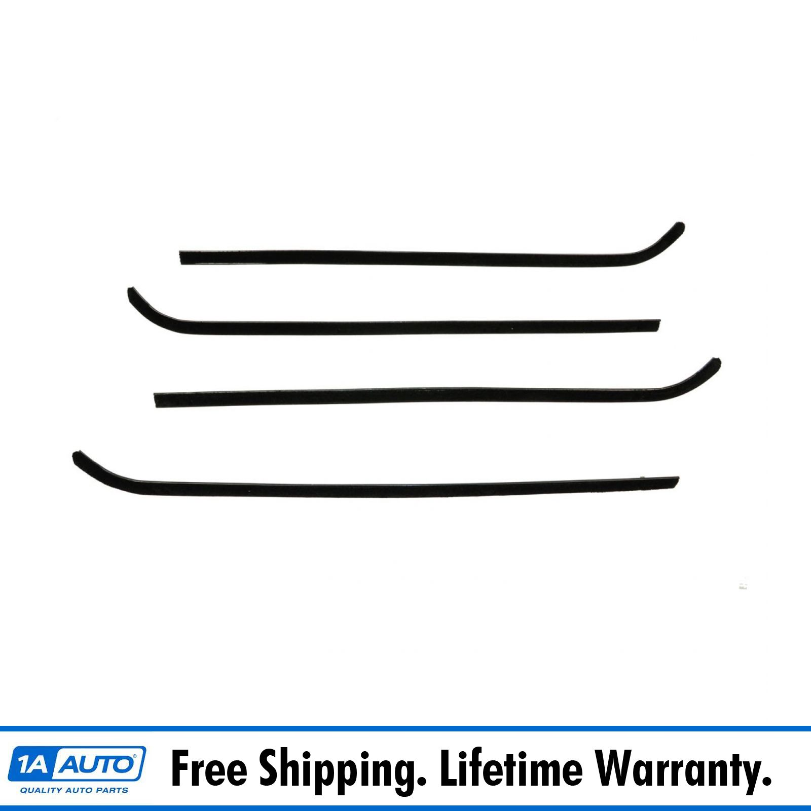 New 8-piece Fairchild Weatherstrip Kit FOR 1964-66 CHEVROLET CHEVY /& GMC TRUCK