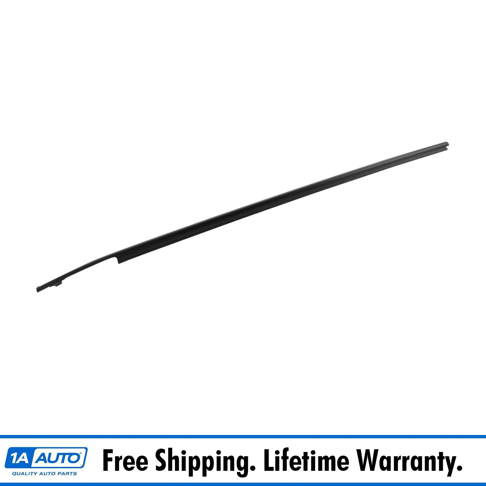 OEM 681640C020 Belt Weatherstrip Sweep Rear Outer Left LH for Tundra CrewMax New