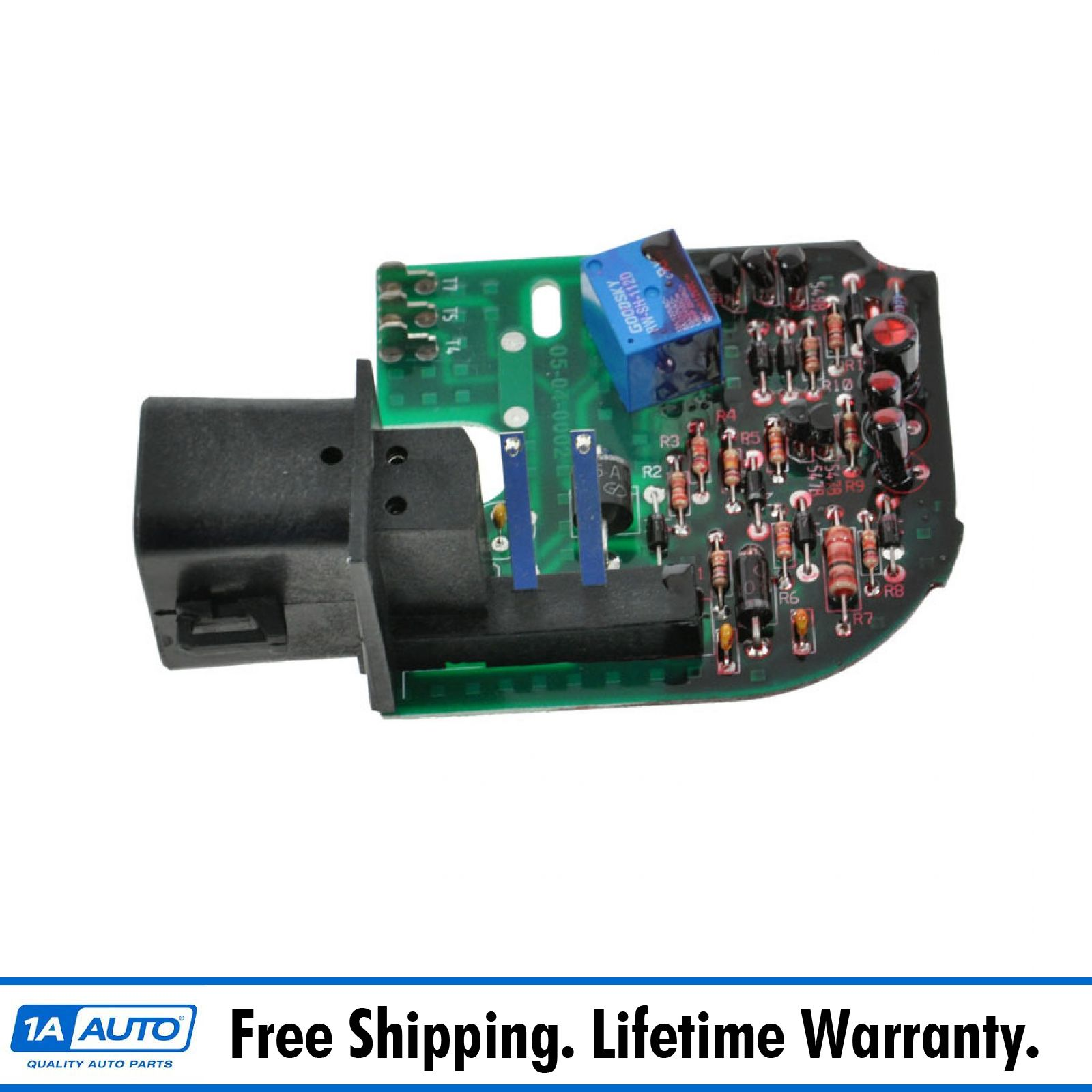 Details about Wiper Pulse Delay Board Unit Module for Chevy GMC Tahoe  Pickup Truck S15 Olds
