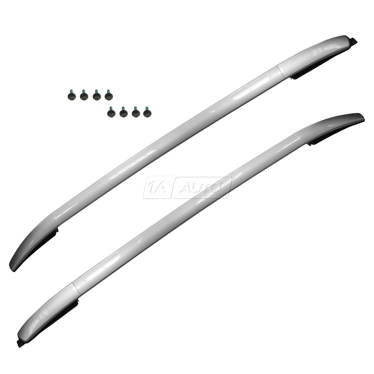 Roof Rack Side Rails: OEM Roof Rack Side Rail Pair Set For 13-15 Mazda CX-5 CX5
