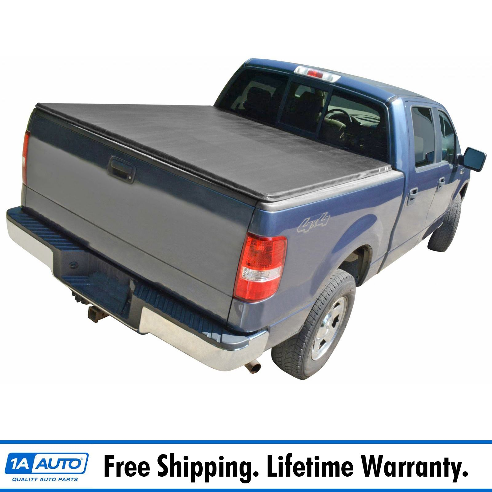 Tundra Tonneau Cover >> Details About Tonneau Cover Hidden Snap For Toyota Tundra Crewmax Pickup Truck 5 5ft Short Bed