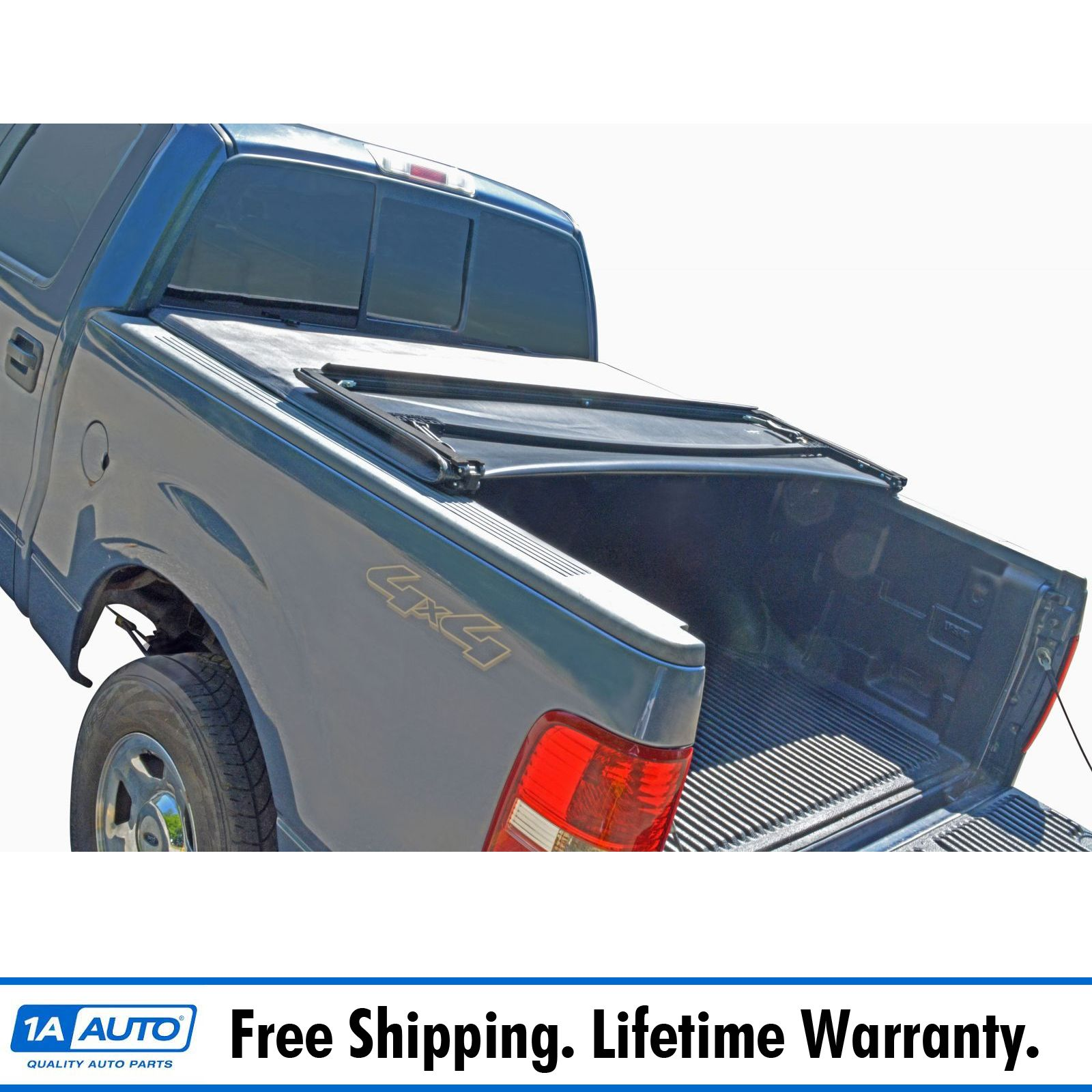 Tri State Toyota >> Tonneau Cover Soft Tri Fold for Toyota Tacoma Pickup Truck 6ft Short Bed | eBay