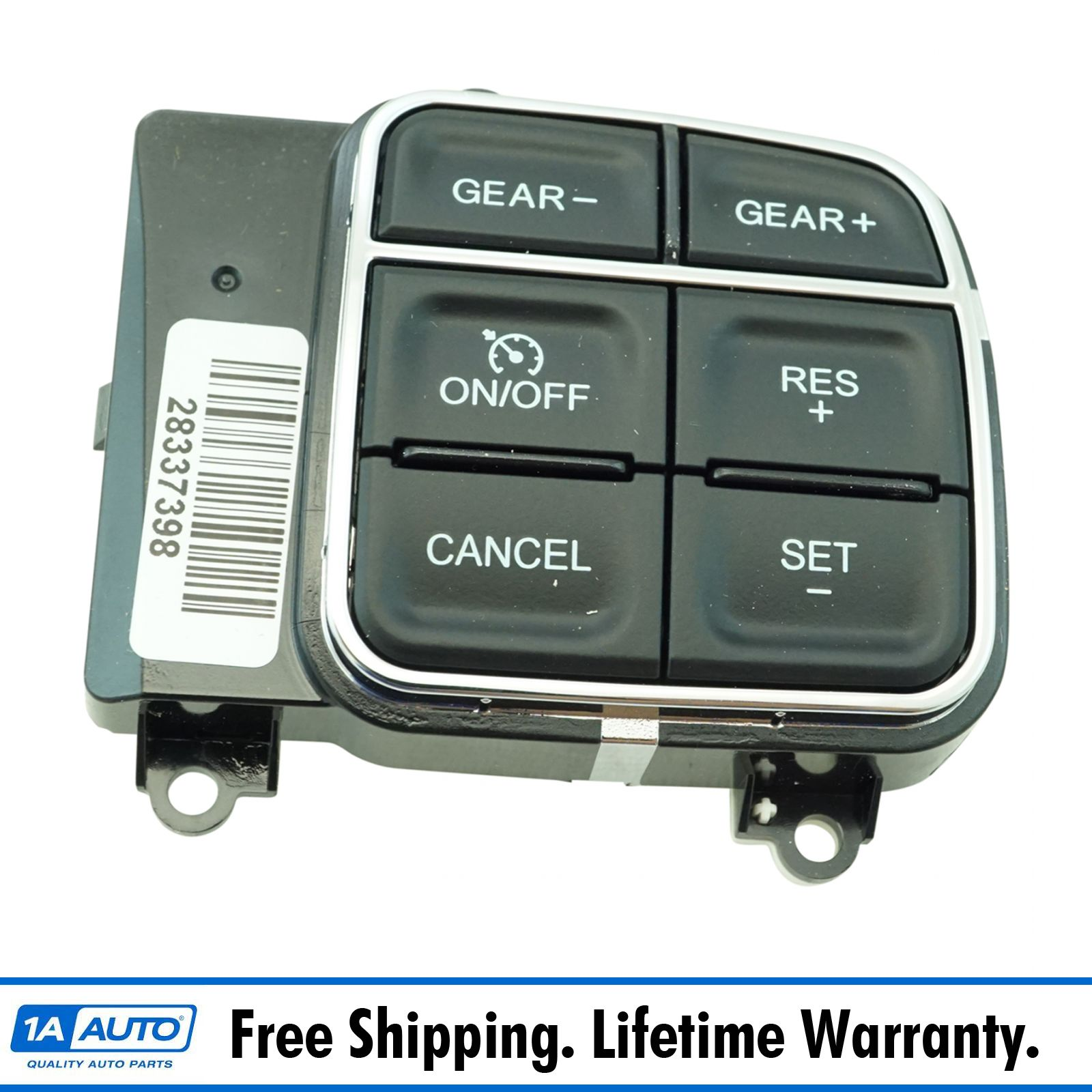 Cruise Control Should Not Be Used >> Details About Oe Mopar Steering Wheel Cruise Control Switch With Gear Shift Switch For Ram New