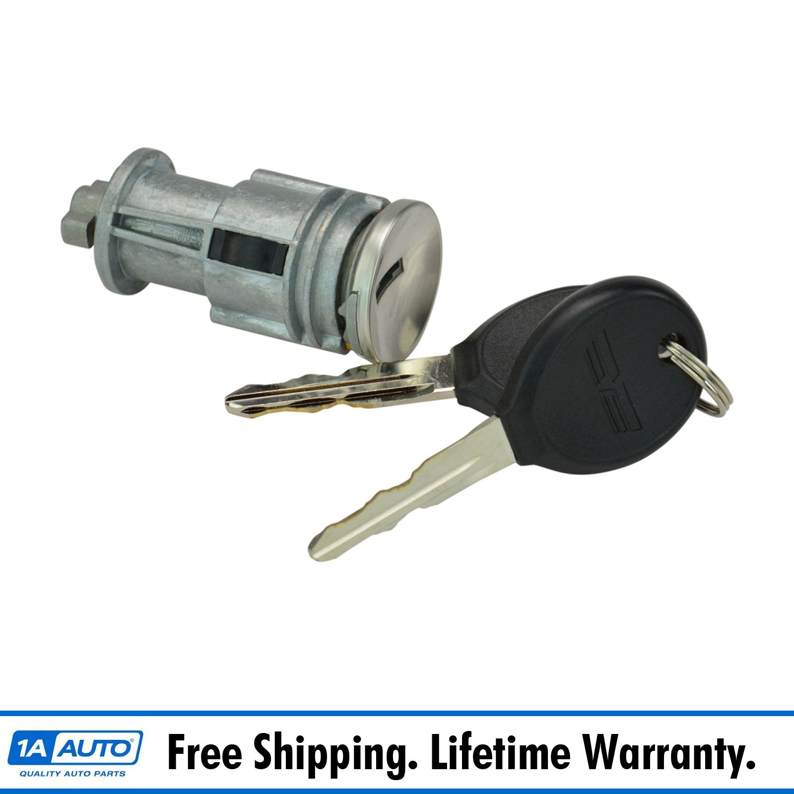 Ignition Switch Cylinder W/ Keys For Dodge Durango Dakota