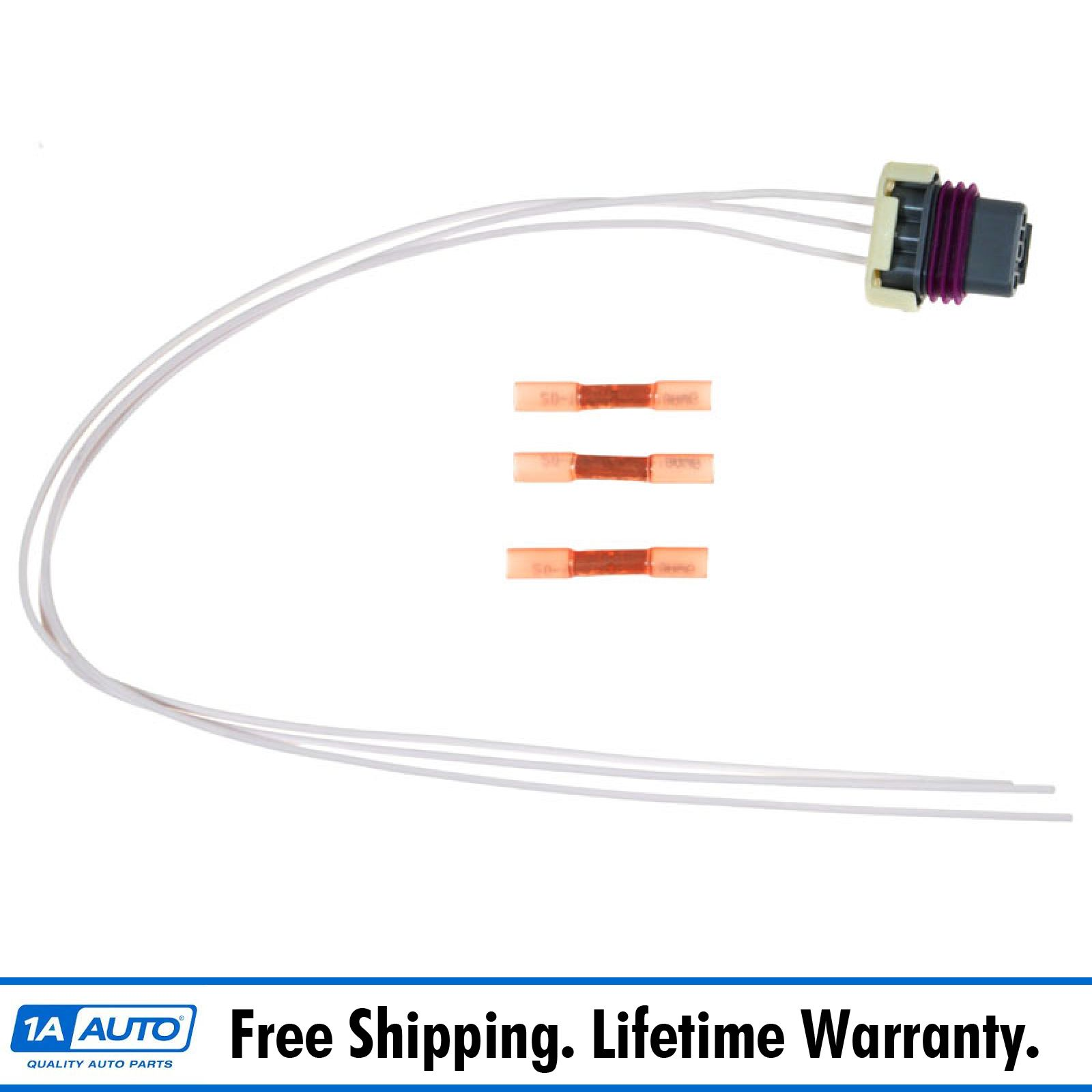 MAP Manifold Pressure Sensor Pigtail Harness Wiring Connector for Chevy GMC  GM