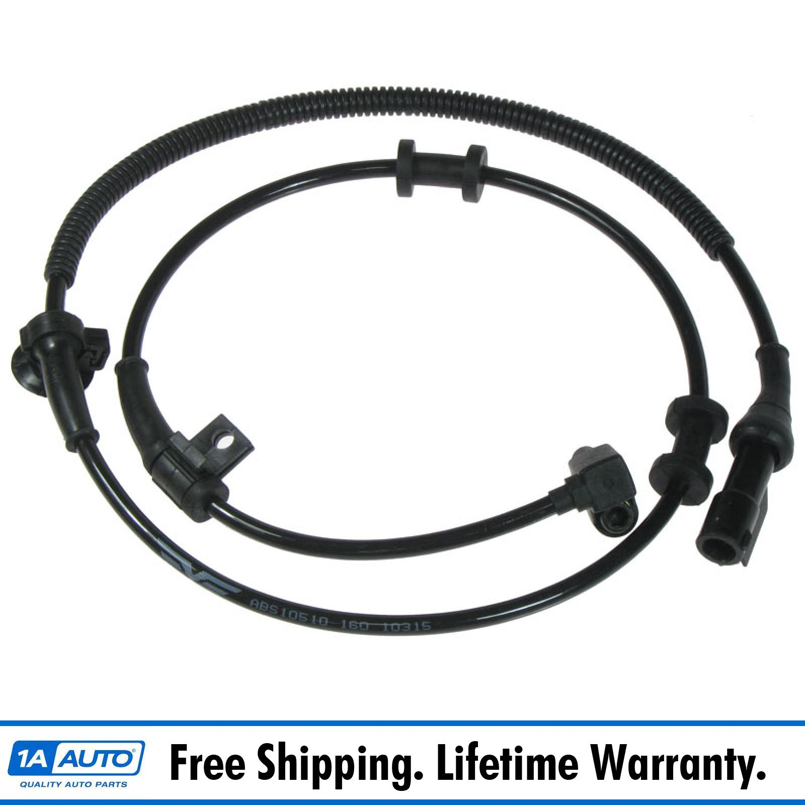 details about dorman front abs speed sensor wire wiring harness for ford pickup truck sd 4wd 2000 Ford Expedition Wiring Harness