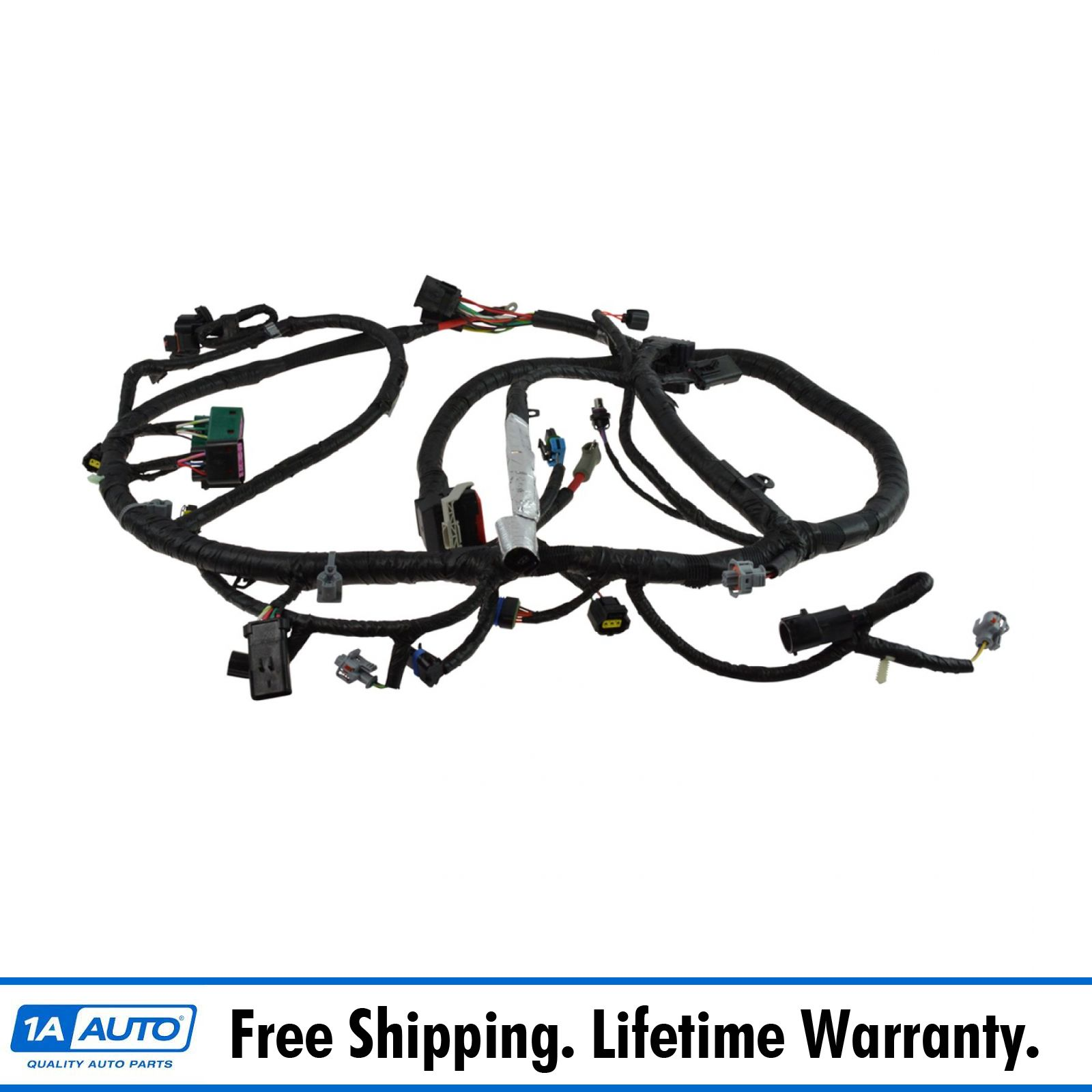 OEM Diesel Engine Wiring Harness for 04 Ford F250 F350 F450 04-05 Excursion  6.0L