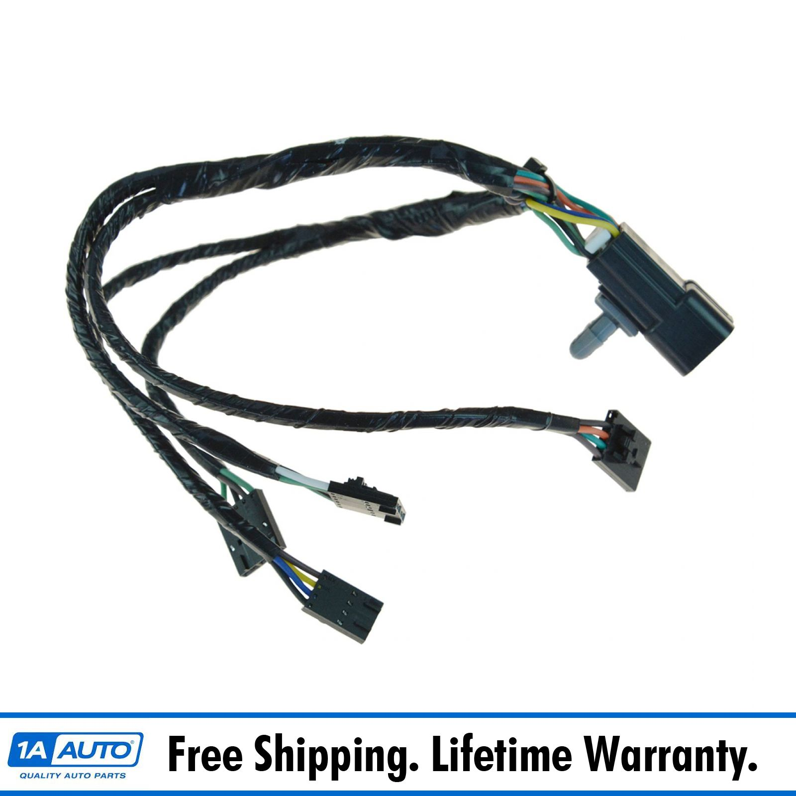 details about oem 16824549 steering wheel mounted switch wiring harness for  chevy gmc cadillac