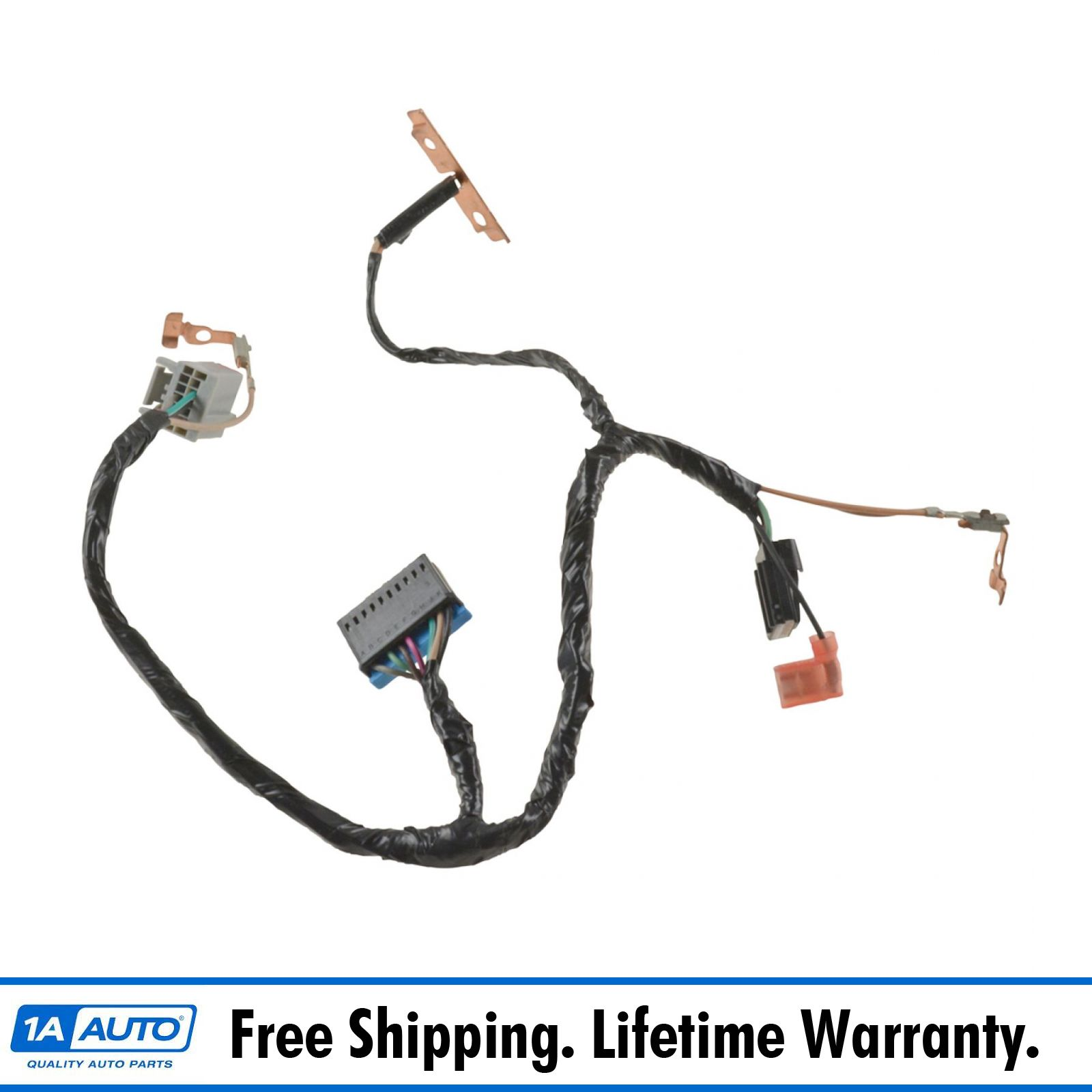 OEM 25776048 Audio Radio Steering Wheel Wiring Harness for Chevy GMC on gm alternator harness, radio harness, gm wiring alternator, obd2 to obd1 jumper harness, gm wiring connectors, gm wiring gauge,