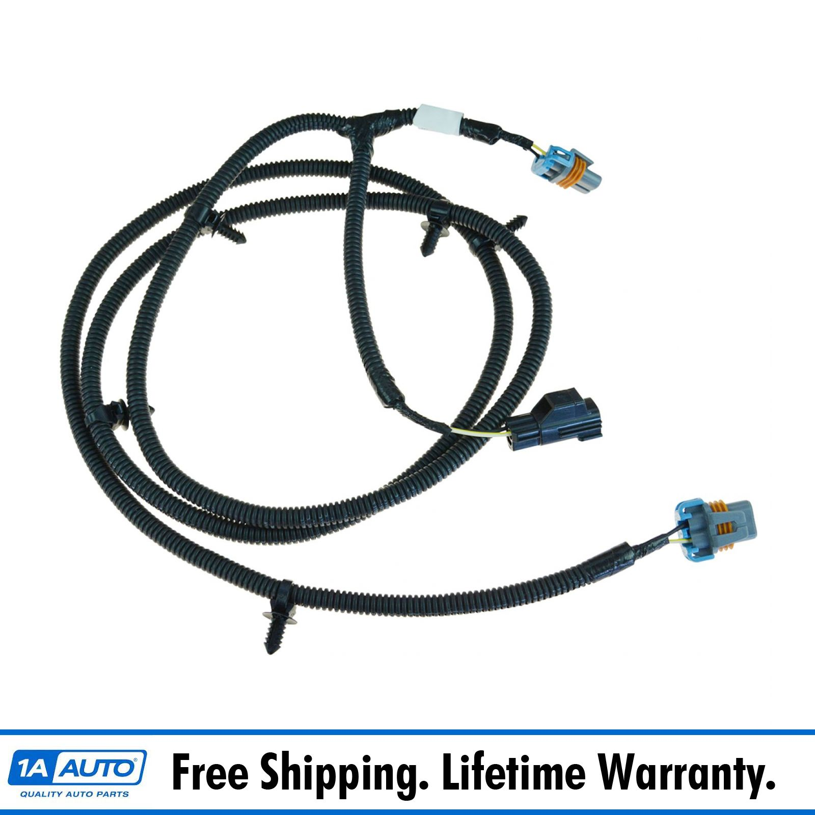 details about mopar fog light wiring harness lh left rh right for dodge ram 1500 2500 3500 2001 Dodge Ram 1500 Wiring Harness