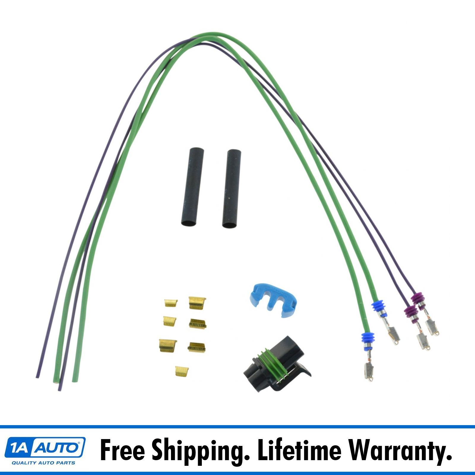 OEM 68043086AB Fuel Filter Water Separator Wiring Harness & Pigtail for Jeep  New