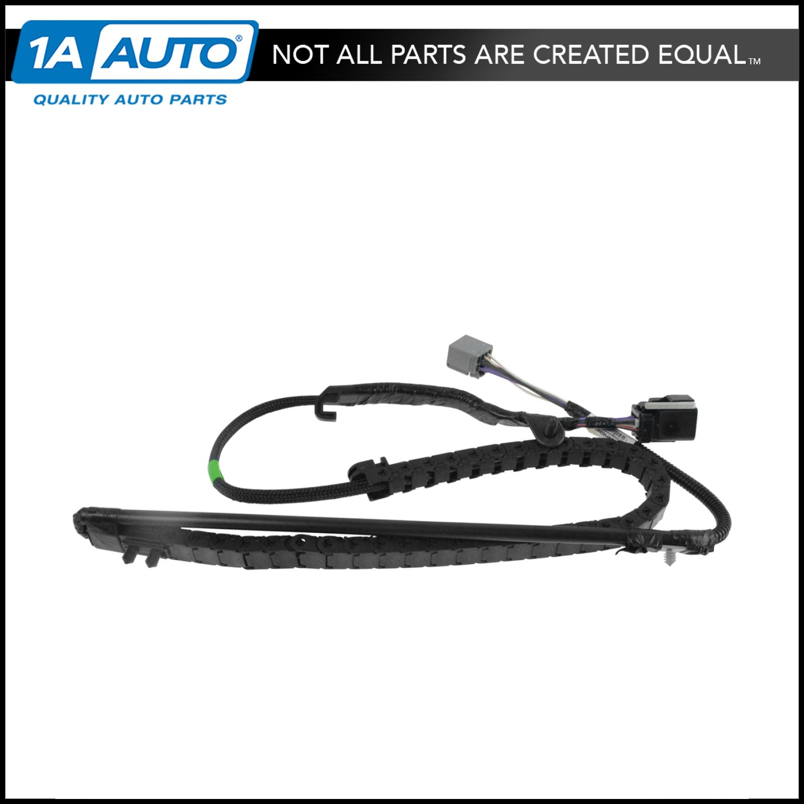 Details about OEM Sliding Door Wiring Harness & Track Penger Right on